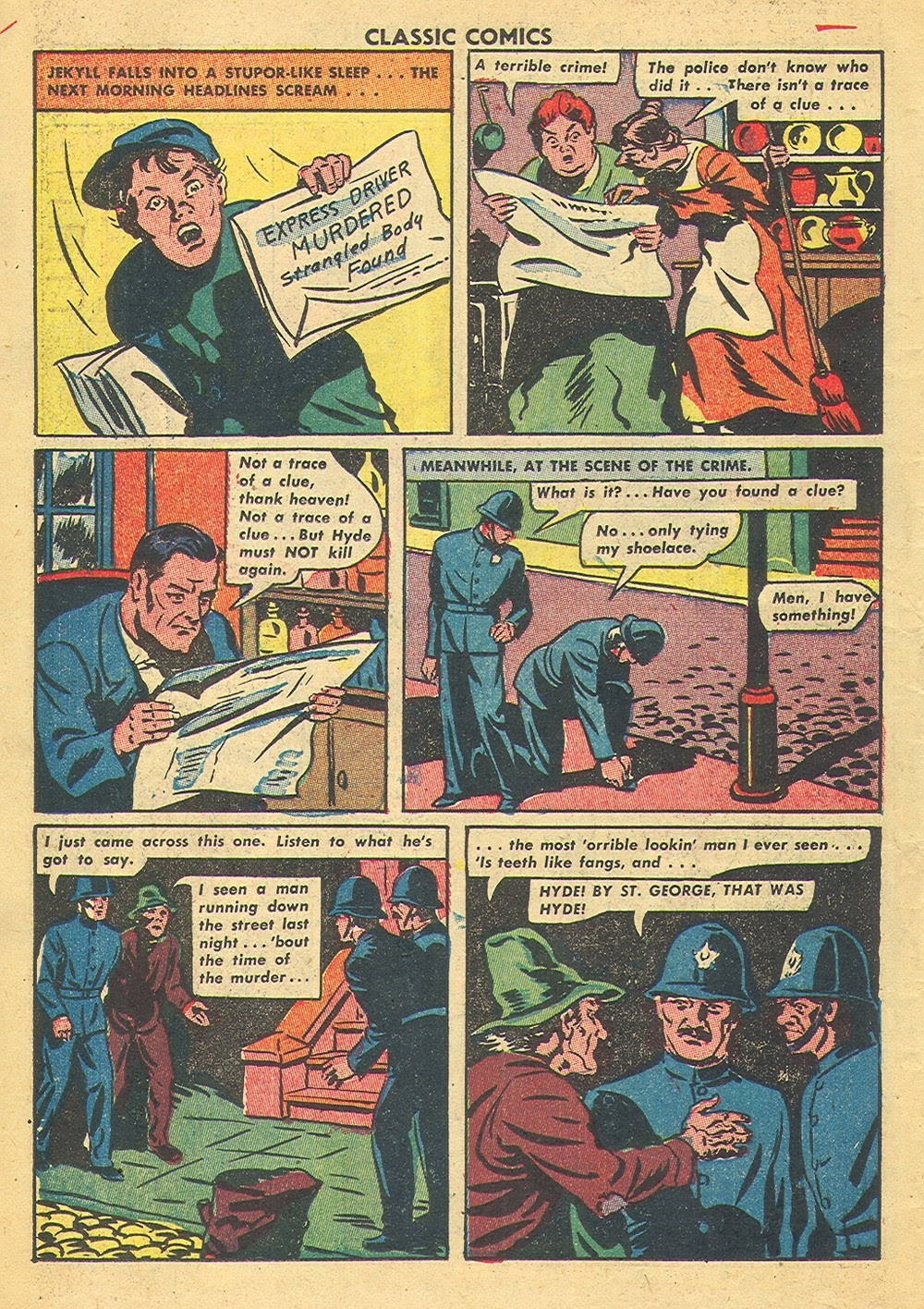 Classics Illustrated issue 13 - Page 46