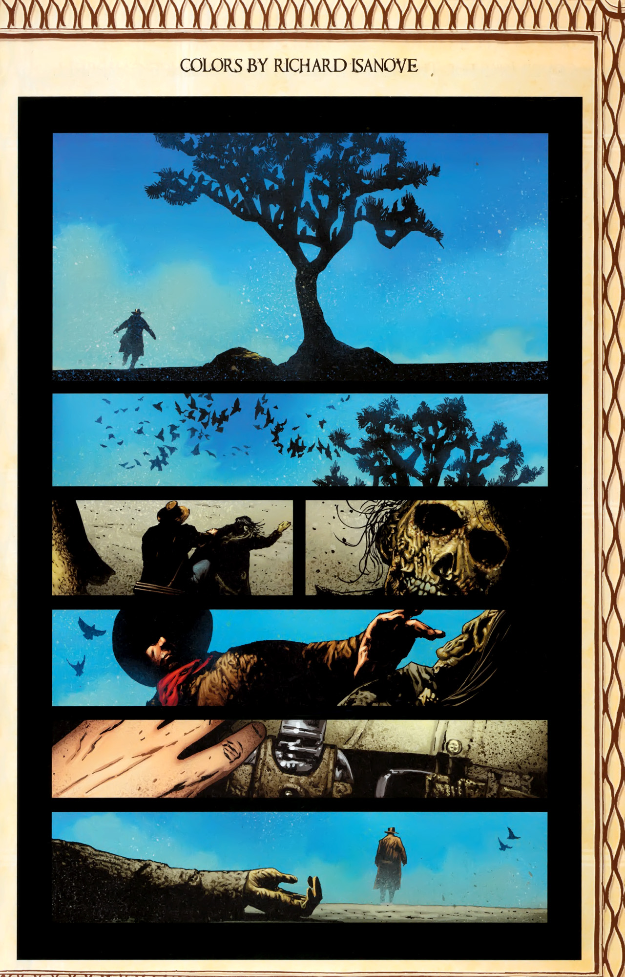 Read online Dark Tower: The Gunslinger - The Way Station comic -  Issue #1 - 29
