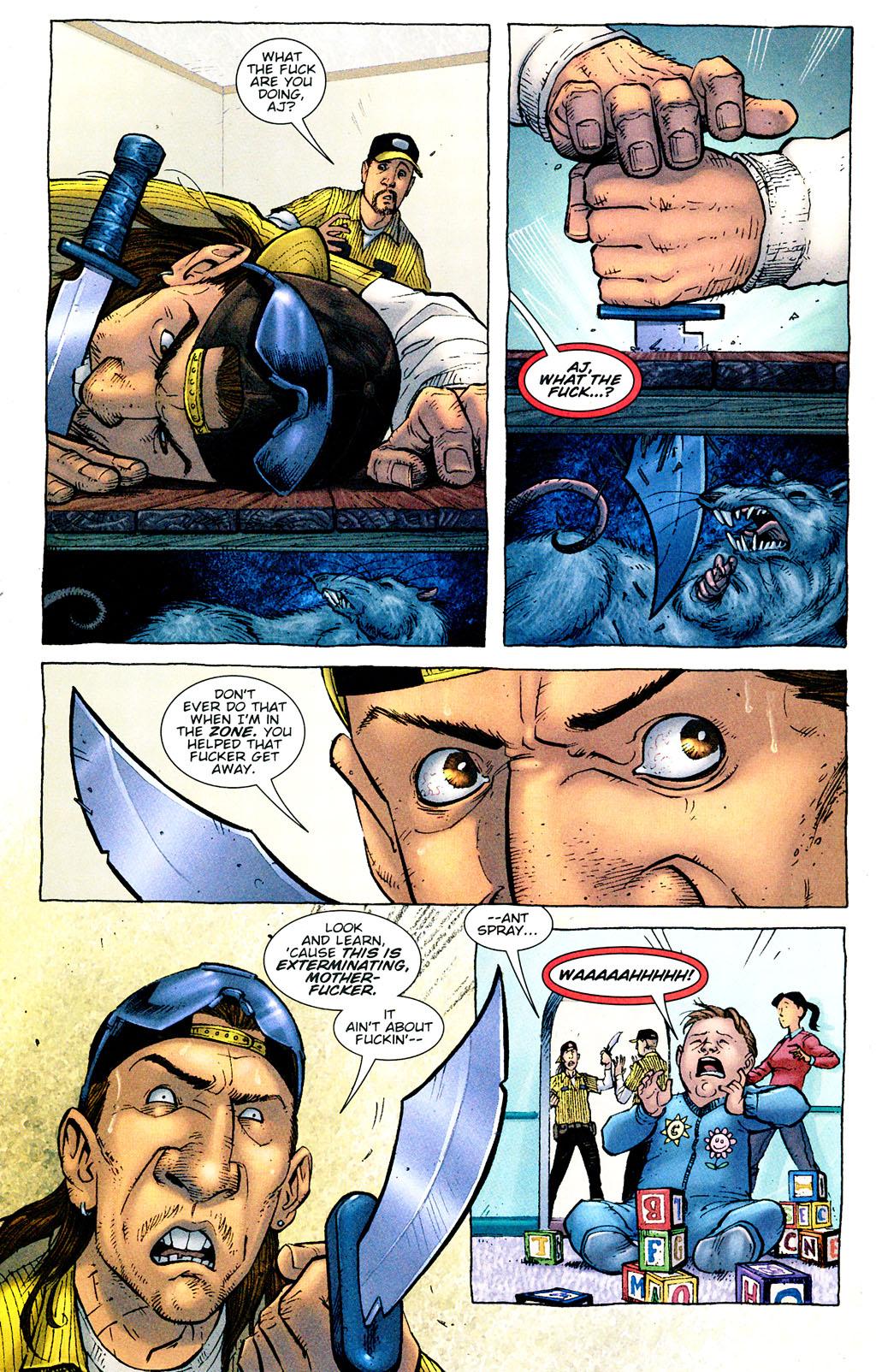 Read online The Exterminators comic -  Issue #1 - 12