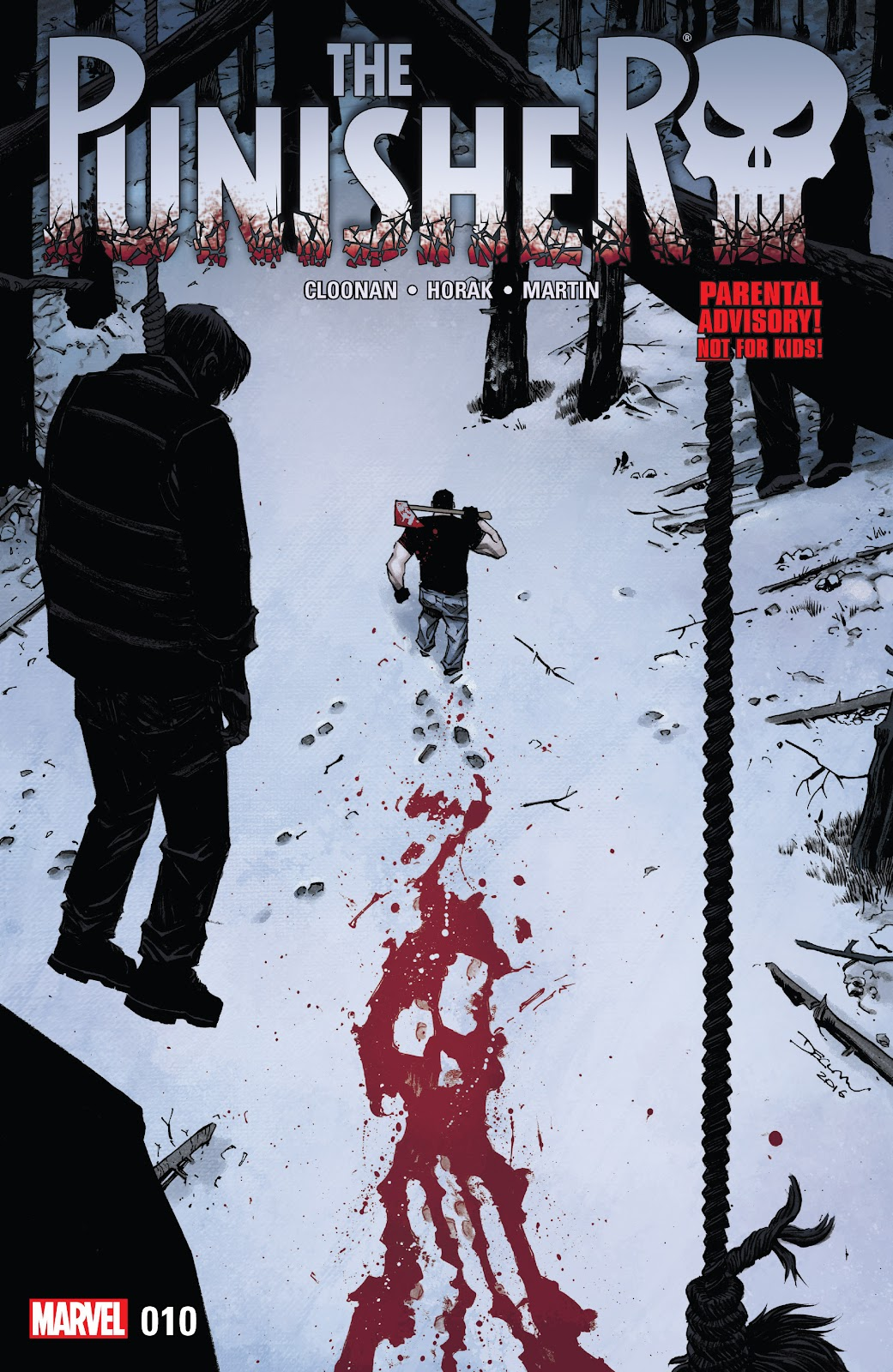 Comic The Punisher (2016) issue 11