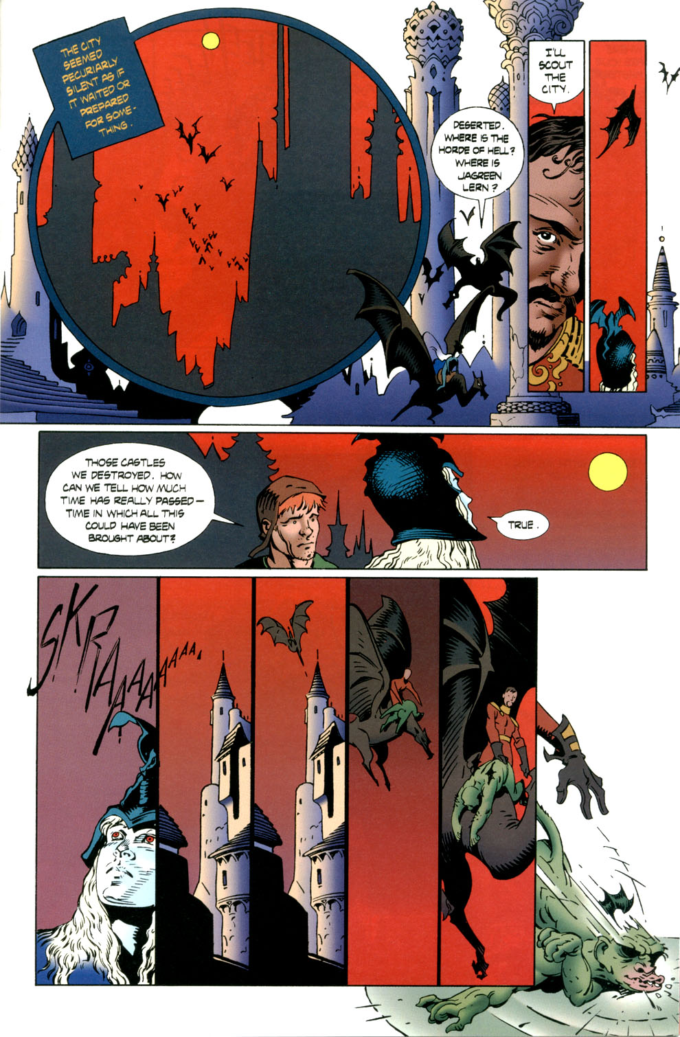 Read online Elric: Stormbringer comic -  Issue #6 - 27