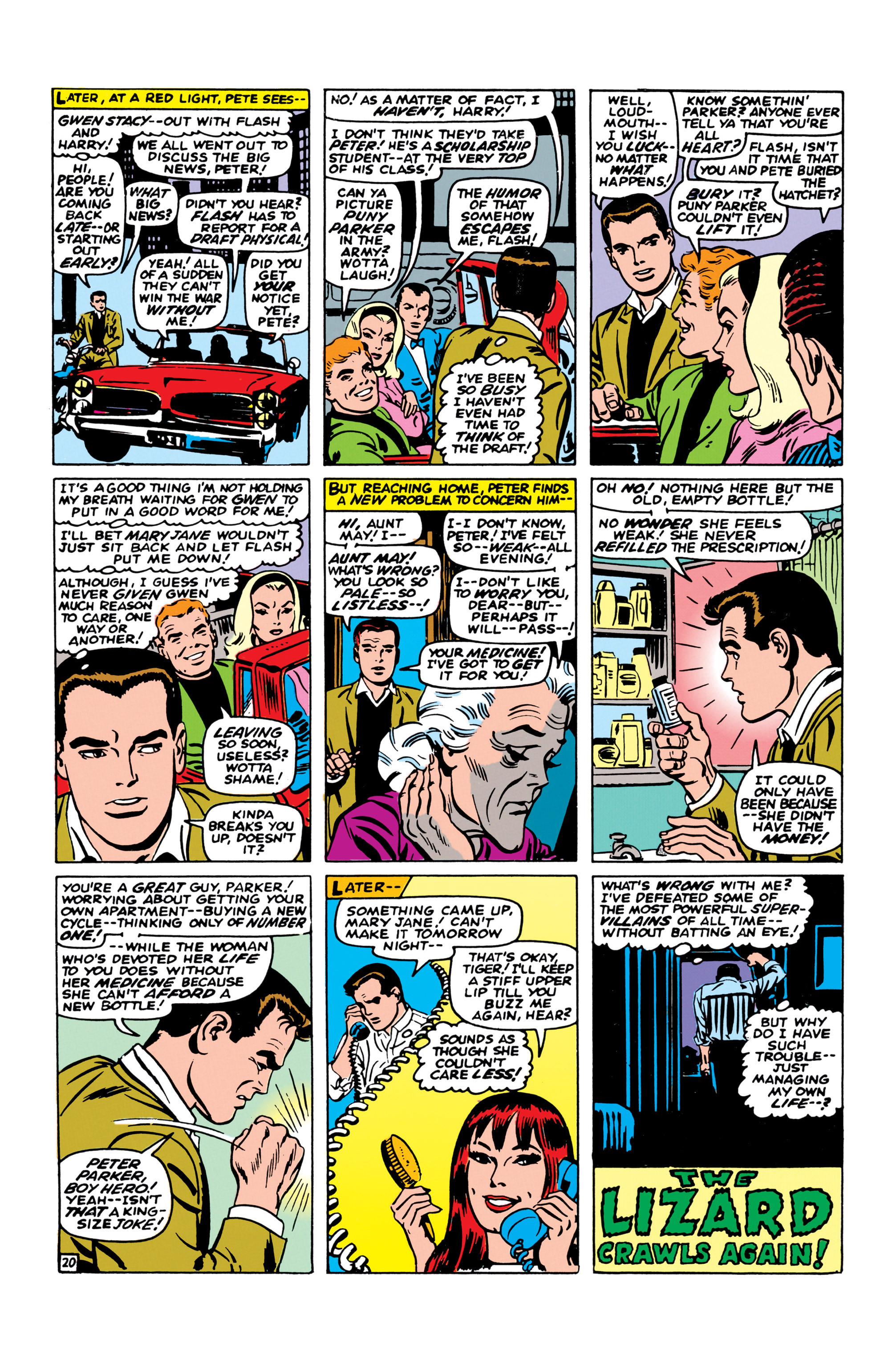 The Amazing Spider-Man (1963) 43 Page 20