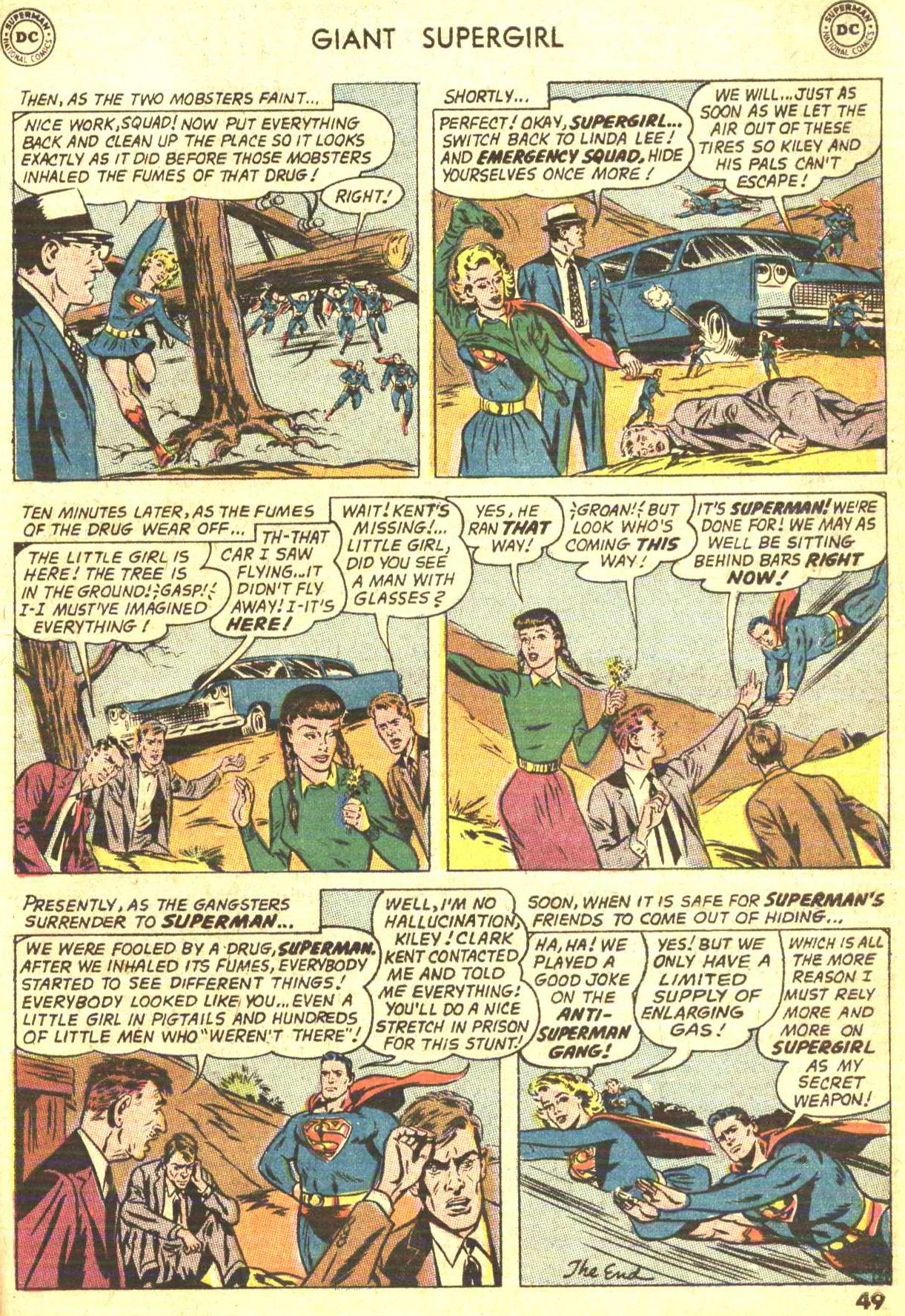 Read online Action Comics (1938) comic -  Issue #373 - 47