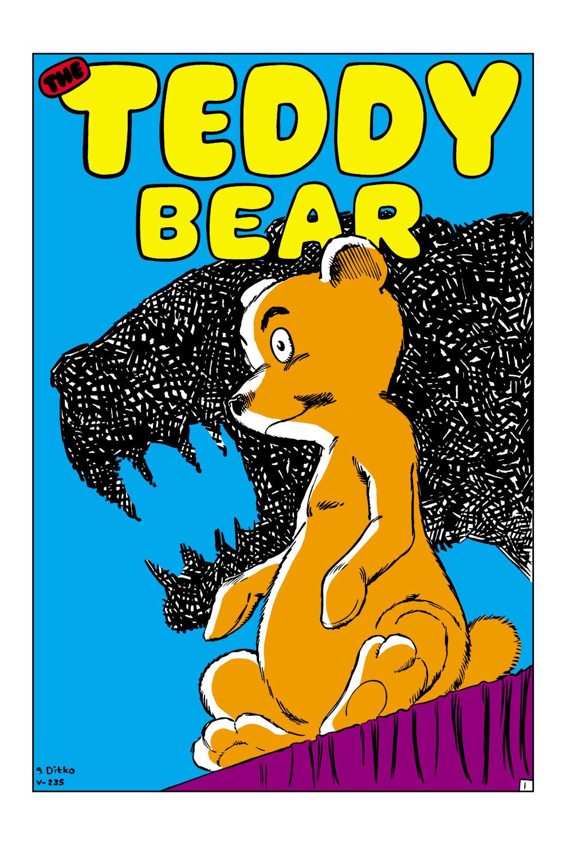 Read online Amazing Adventures (1961) comic -  Issue #3 - 16