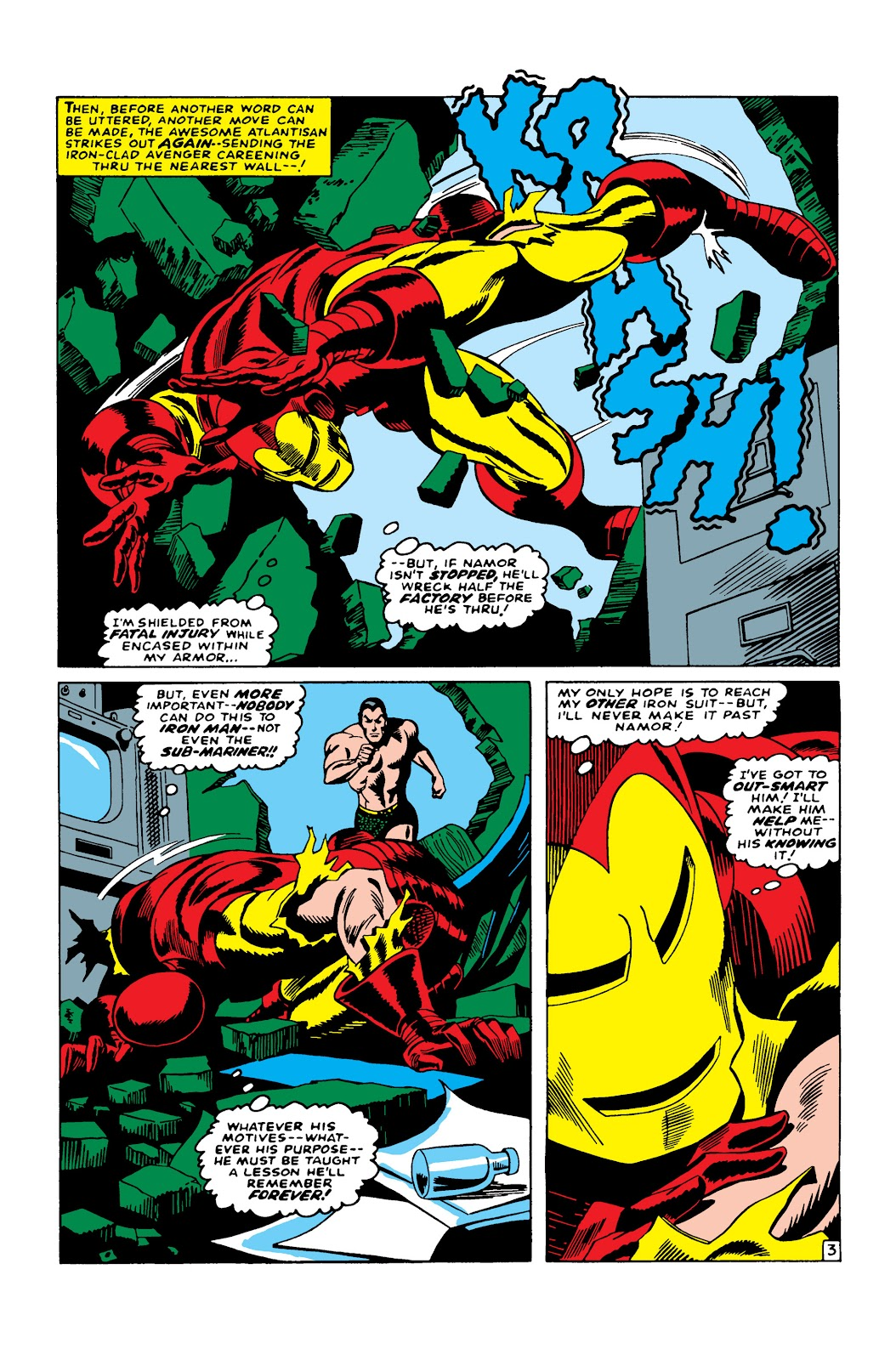 Read online Marvel Masterworks: The Invincible Iron Man comic -  Issue # TPB 3 (Part 4) - 28