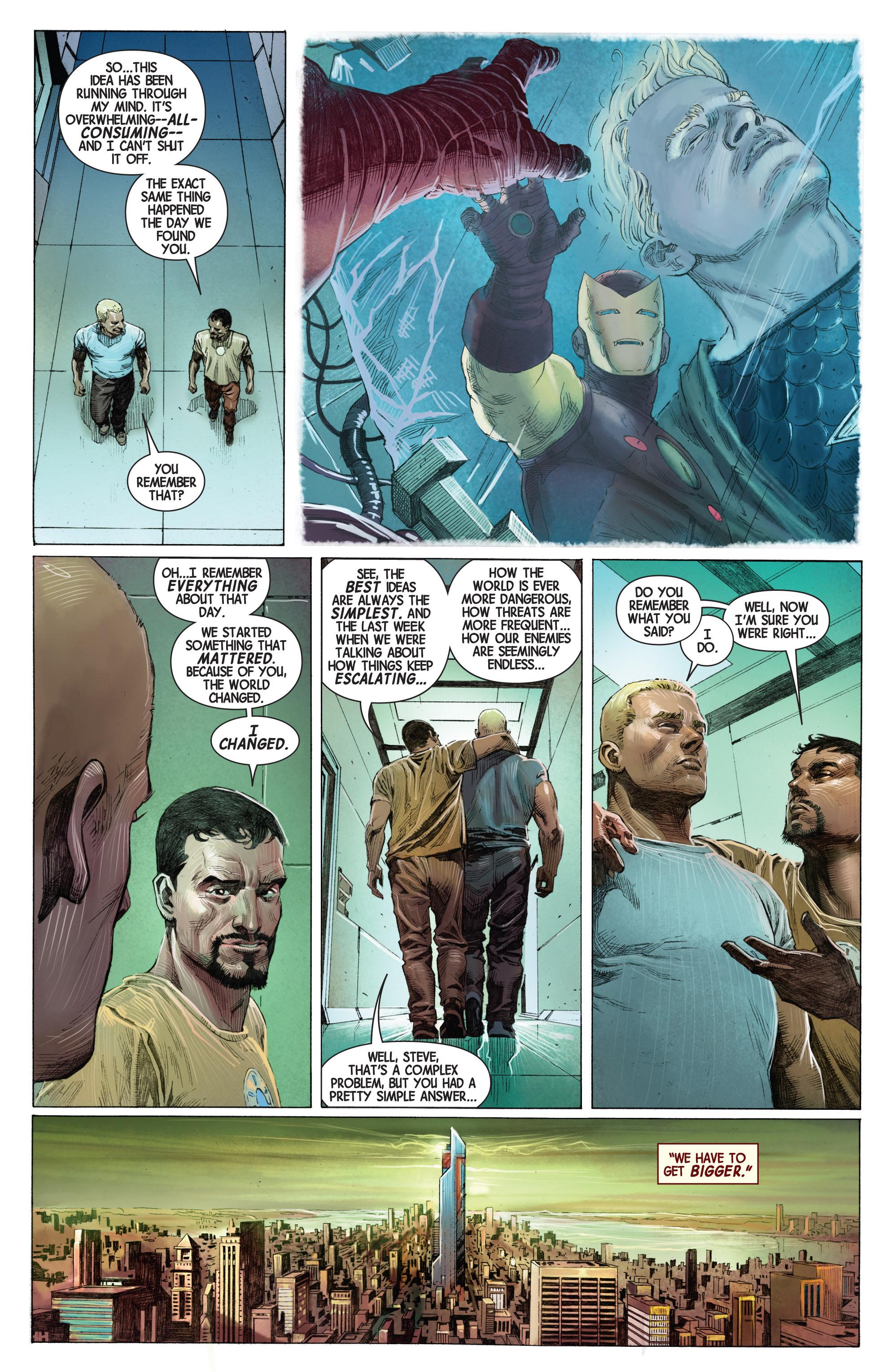 Read online Avengers (2013) comic -  Issue #Avengers (2013) _TPB 1 - 10