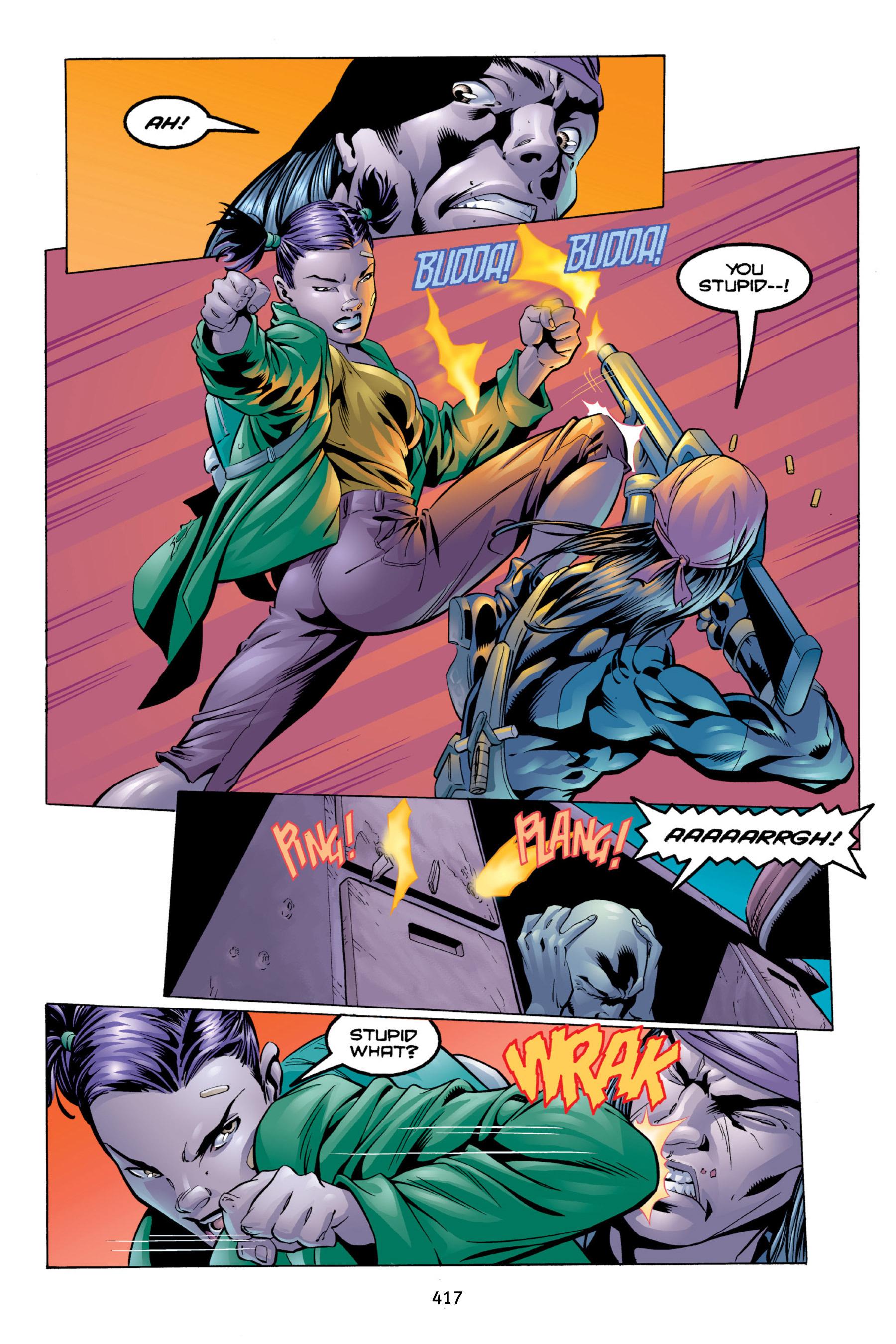 Read online Aliens vs. Predator Omnibus comic -  Issue # _TPB 2 Part 4 - 81