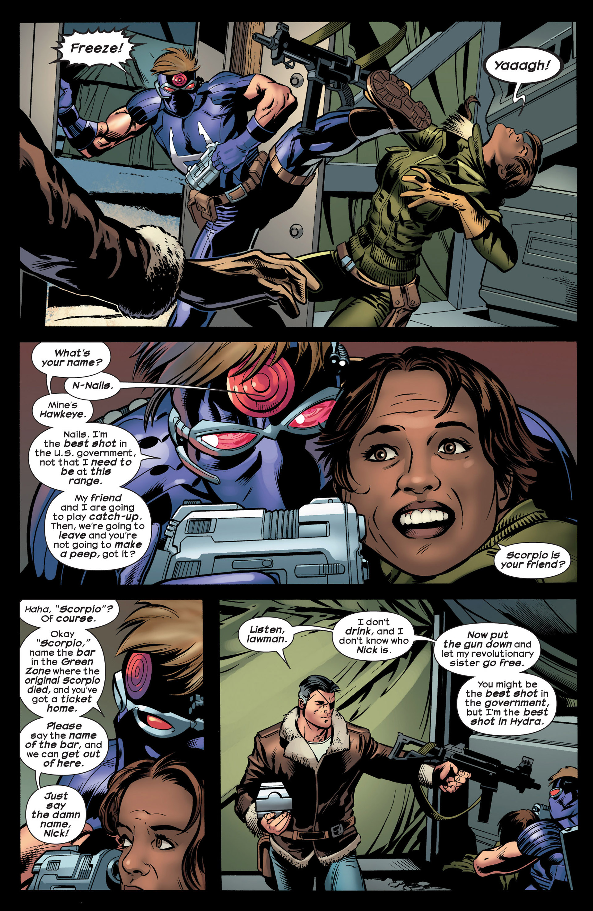 Read online Ultimate Comics Ultimates comic -  Issue #20 - 18