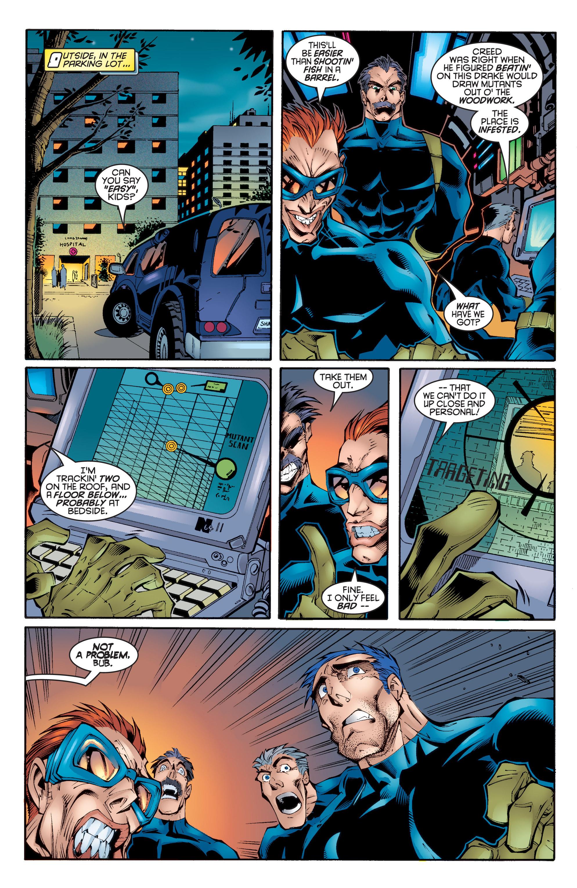 Read online Uncanny X-Men (1963) comic -  Issue #340 - 17