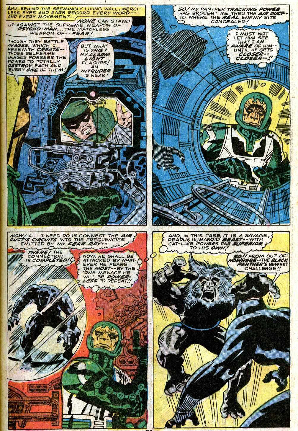 Giant-Size Fantastic Four issue 5 - Page 33