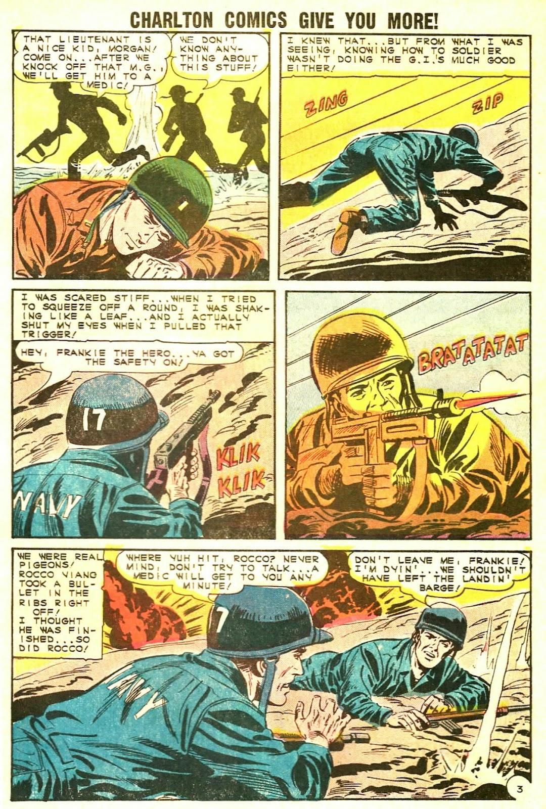 Read online Fightin' Navy comic -  Issue #117 - 27
