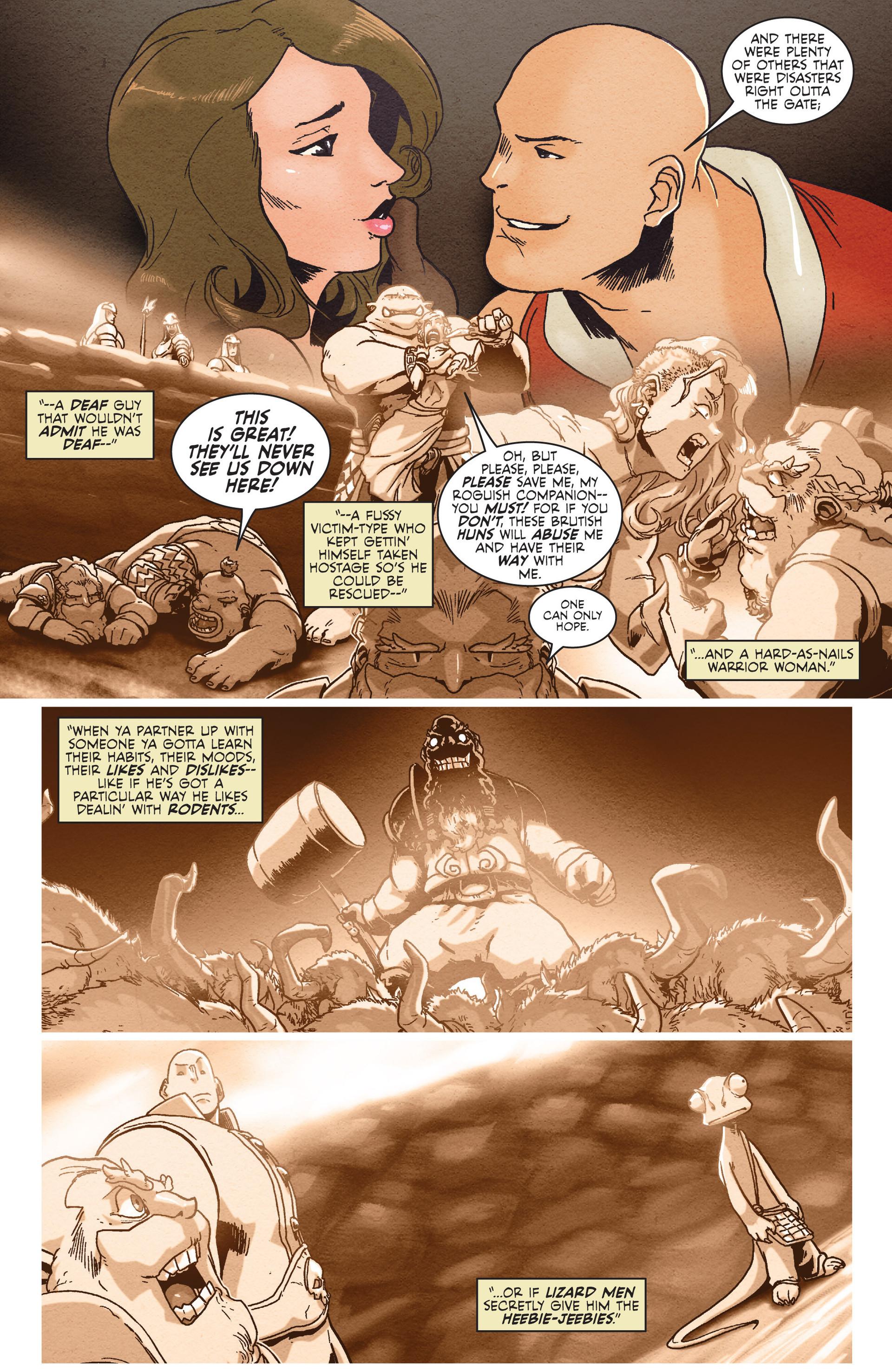 Read online Skullkickers comic -  Issue #24 - 21