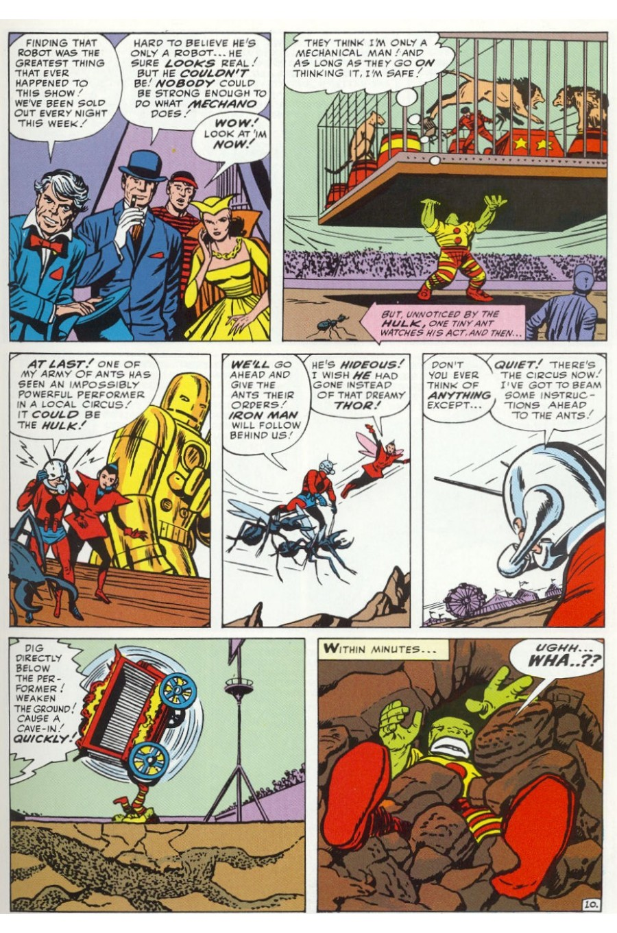 The Avengers (1963) 1 Page 10