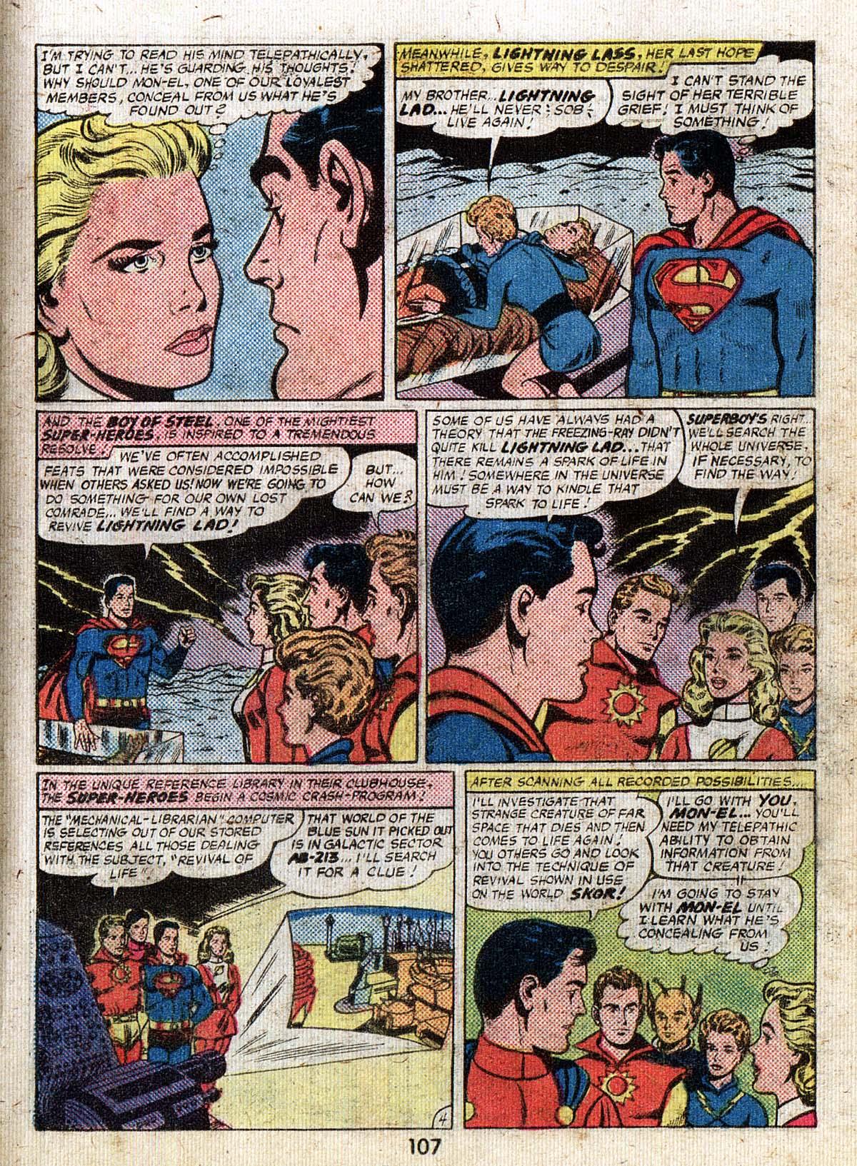 Read online Adventure Comics (1938) comic -  Issue #500 - 107