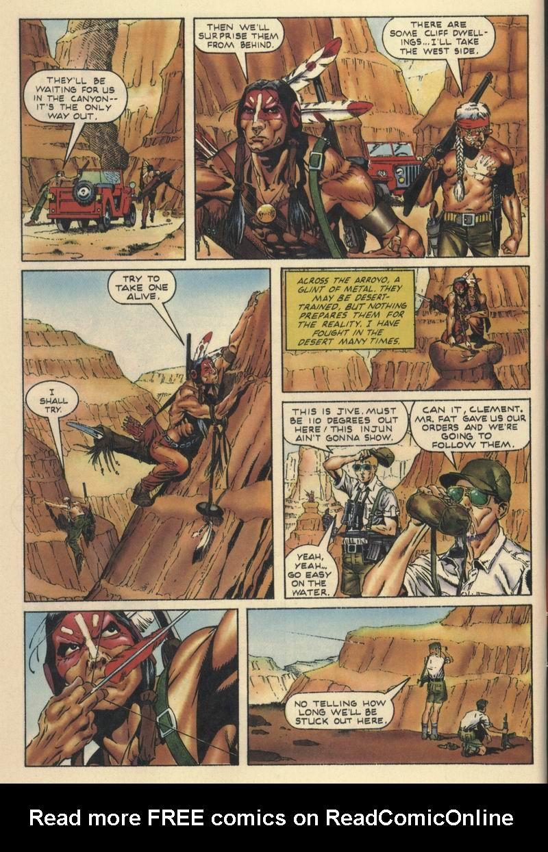 Read online Turok, Dinosaur Hunter (1993) comic -  Issue #10 - 8