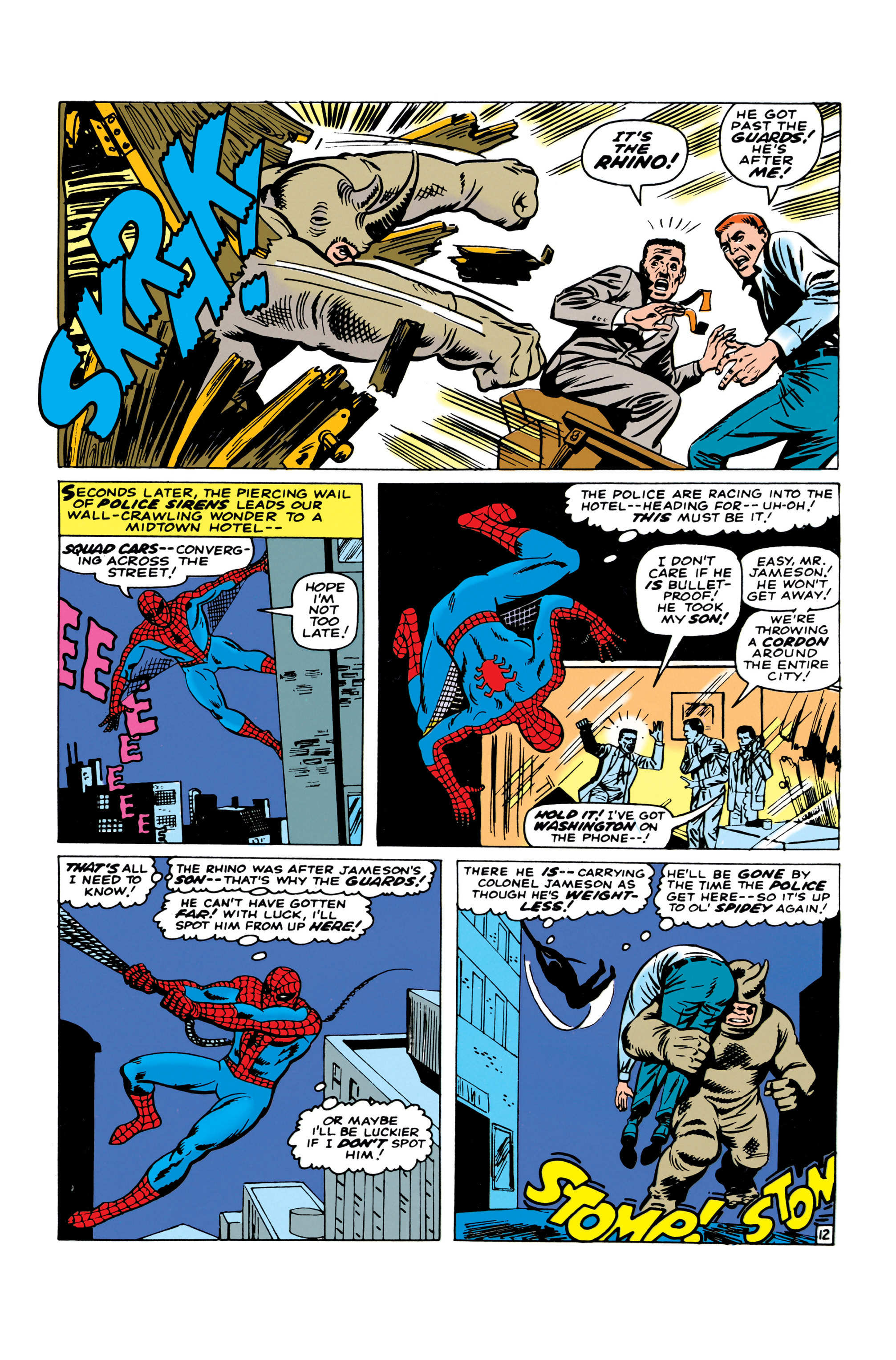 The Amazing Spider-Man (1963) 41 Page 12