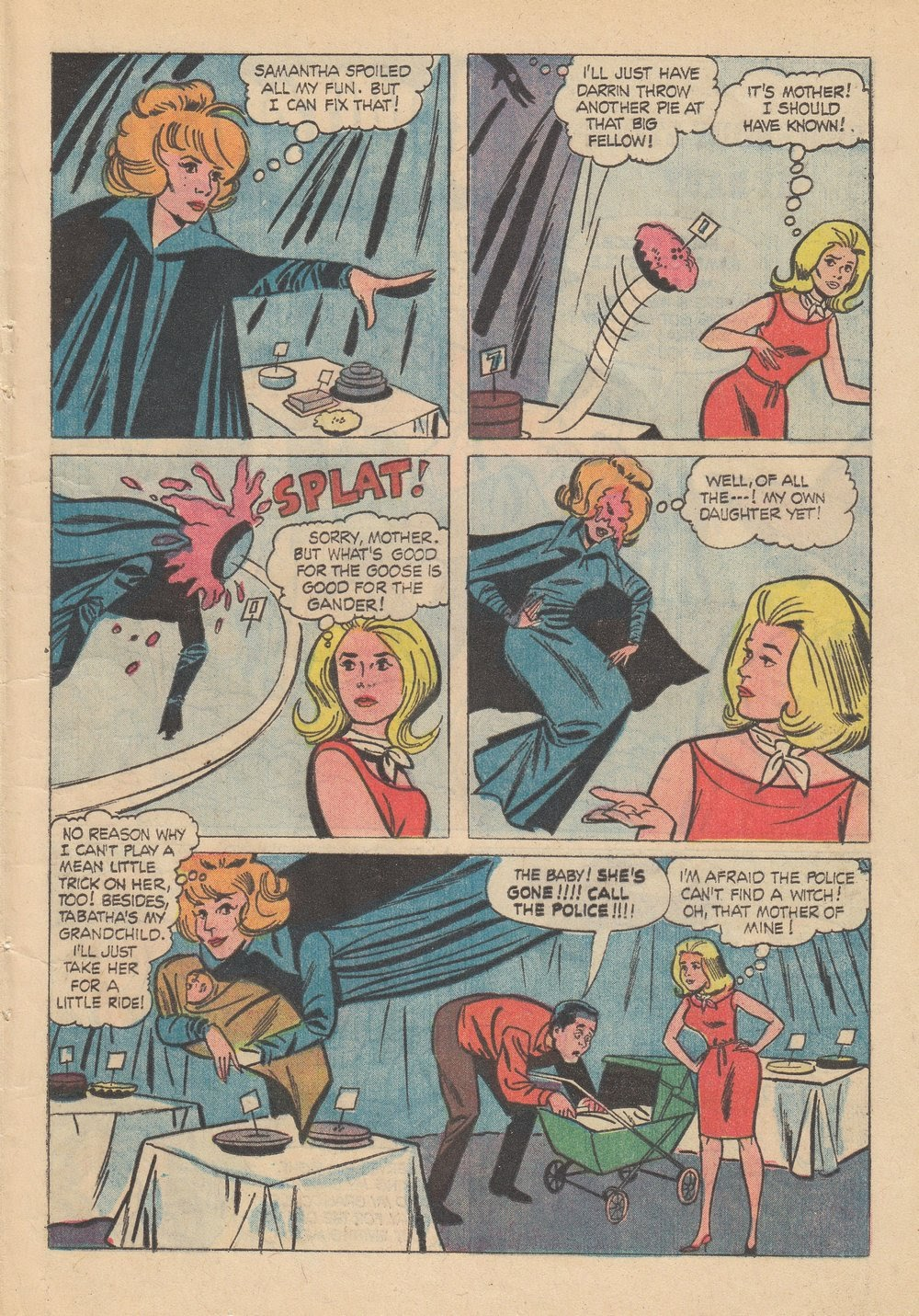 Bewitched issue 7 - Page 13