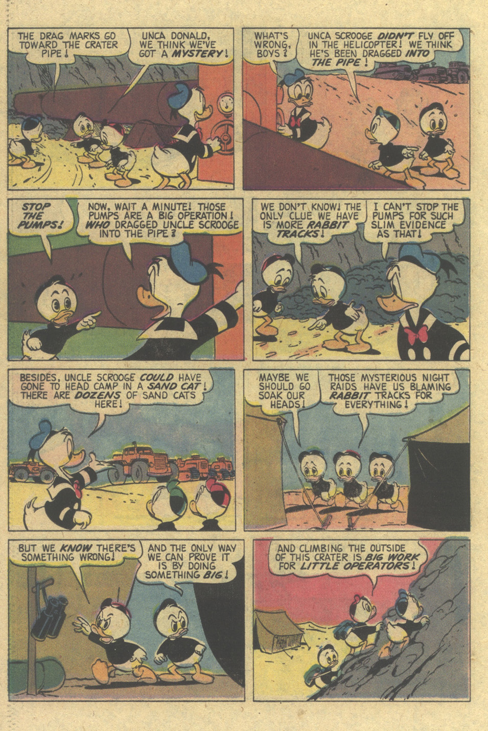 Read online Uncle Scrooge (1953) comic -  Issue #146 - 22
