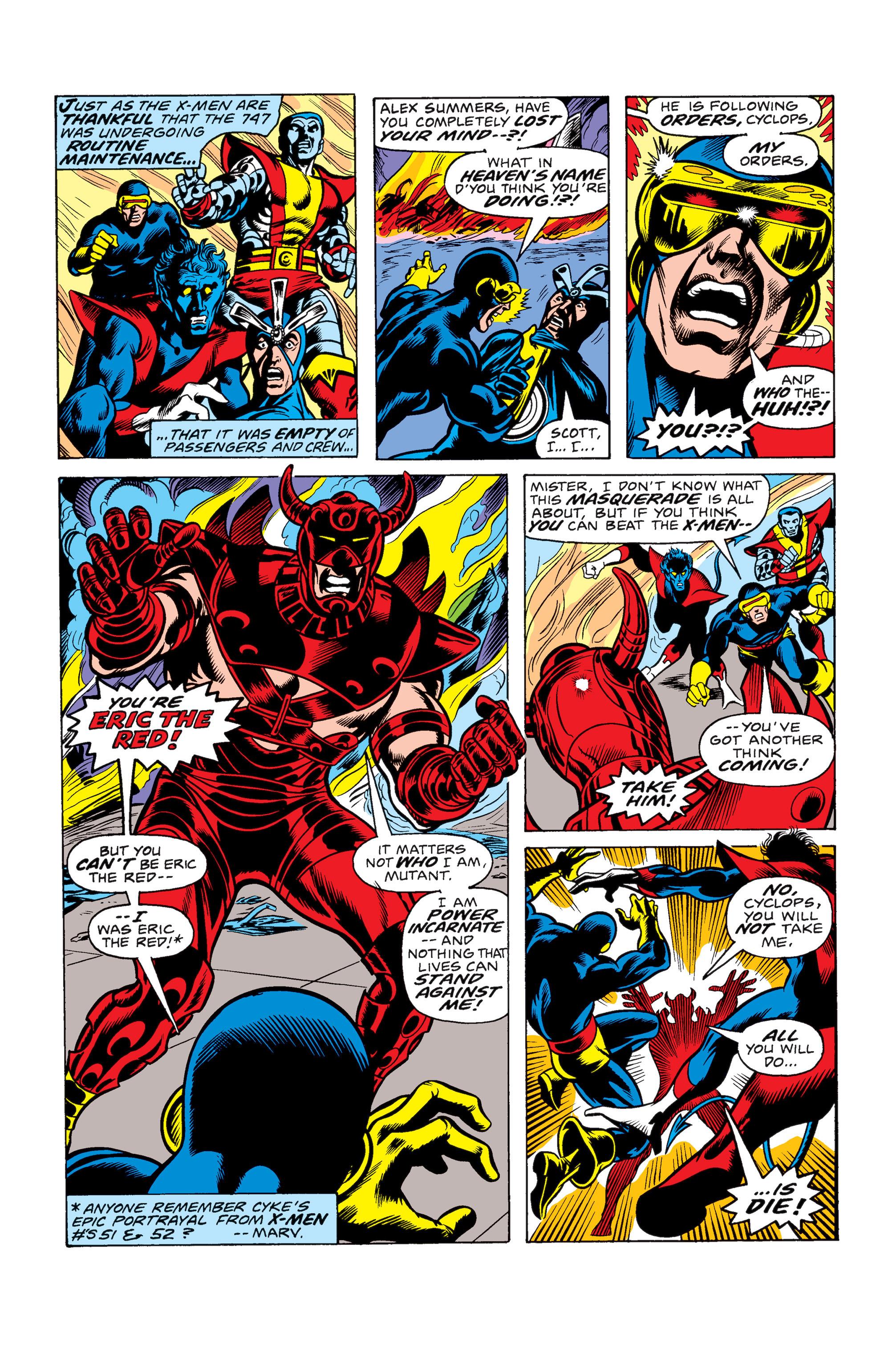 Uncanny X-Men (1963) 97 Page 9