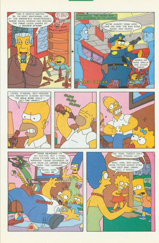 Read online Simpsons Comics comic -  Issue #41 - 5