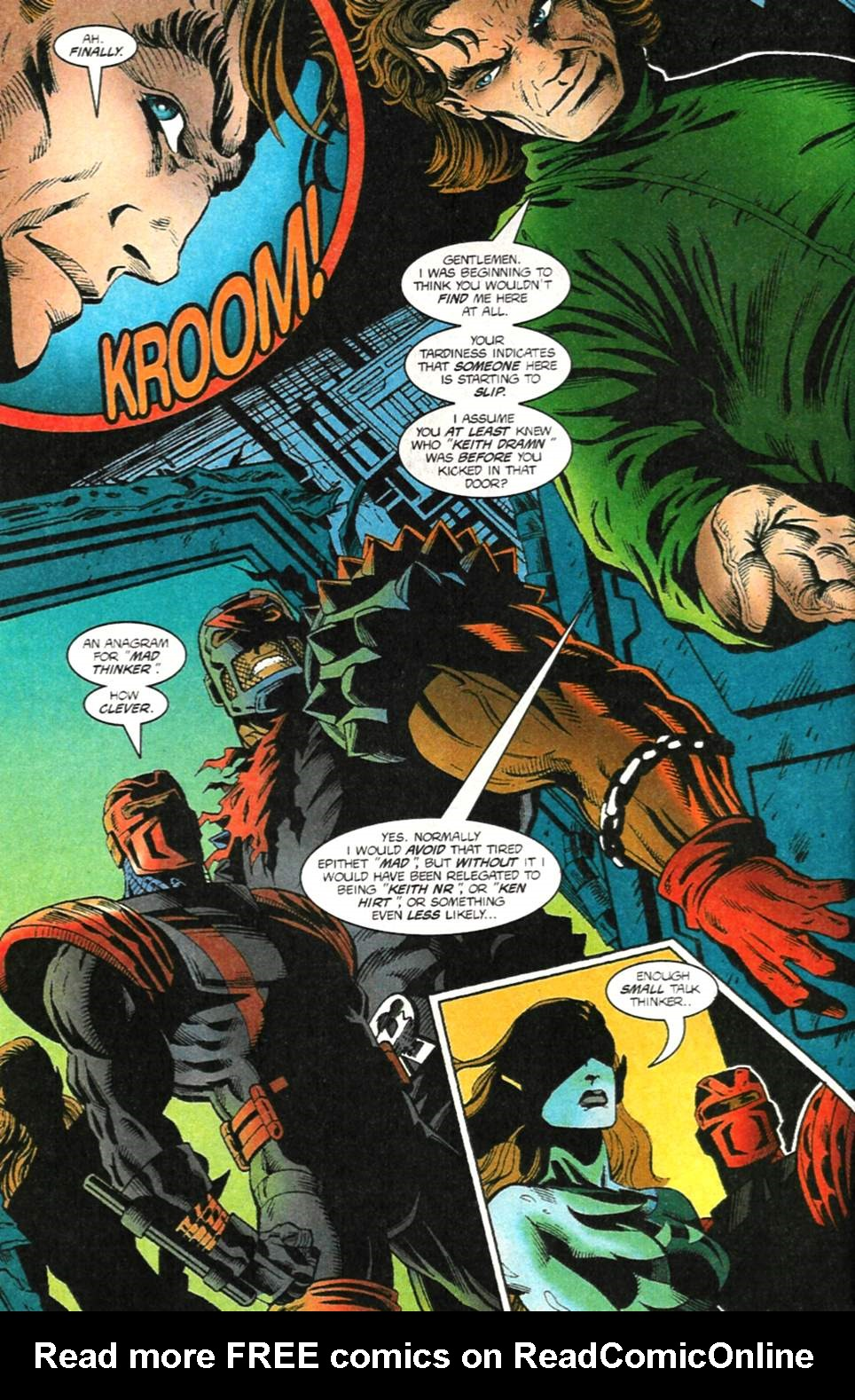 The New Warriors Issue #75 #79 - English 5