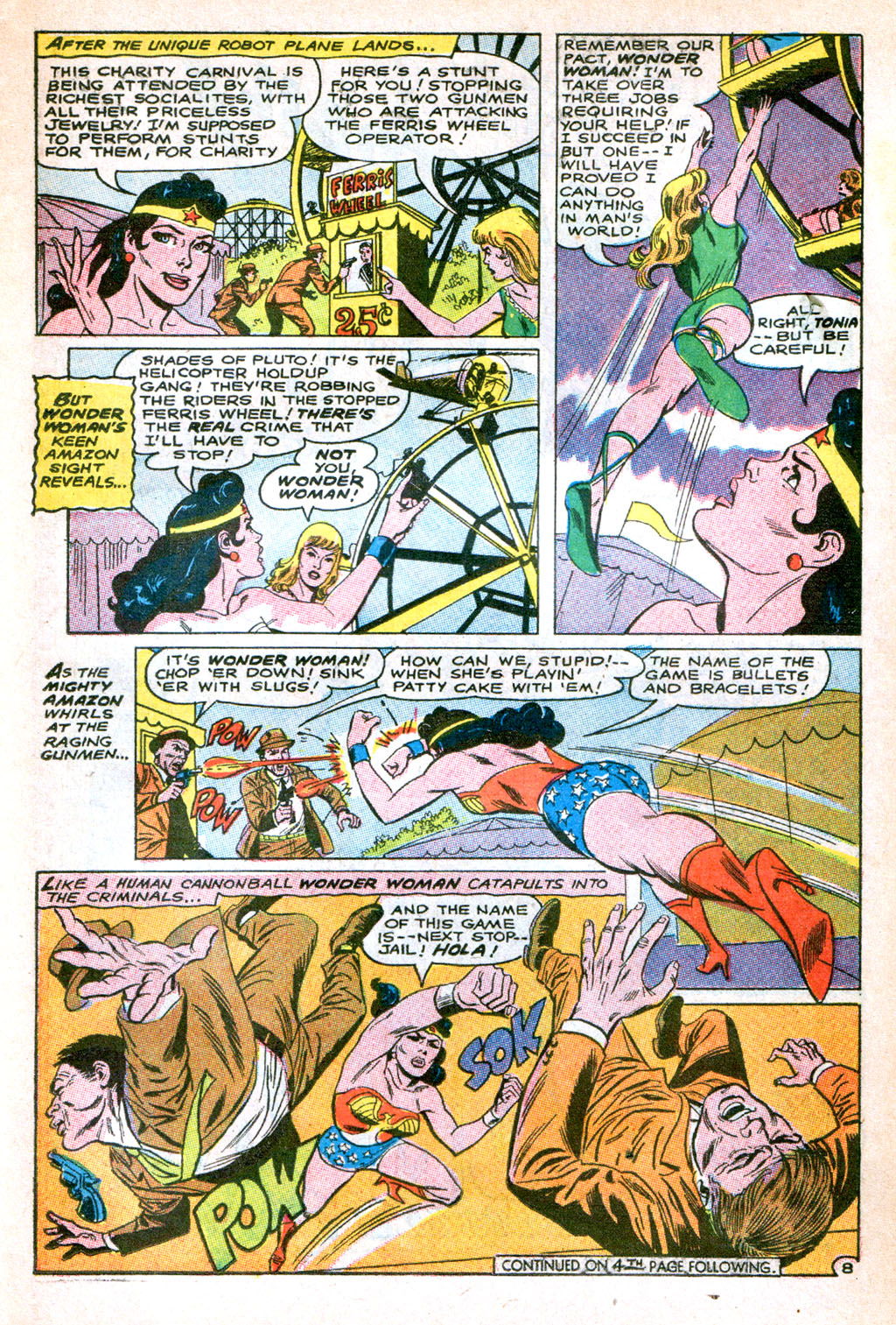 Read online Wonder Woman (1942) comic -  Issue #173 - 11