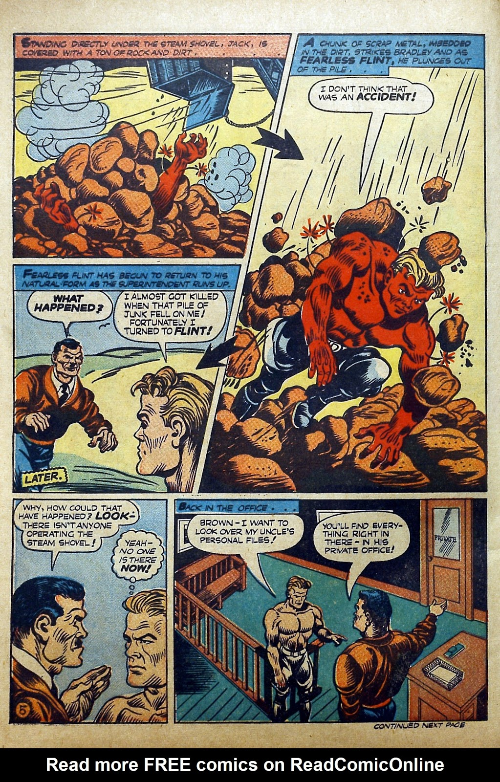 Read online Famous Funnies comic -  Issue #97 - 15