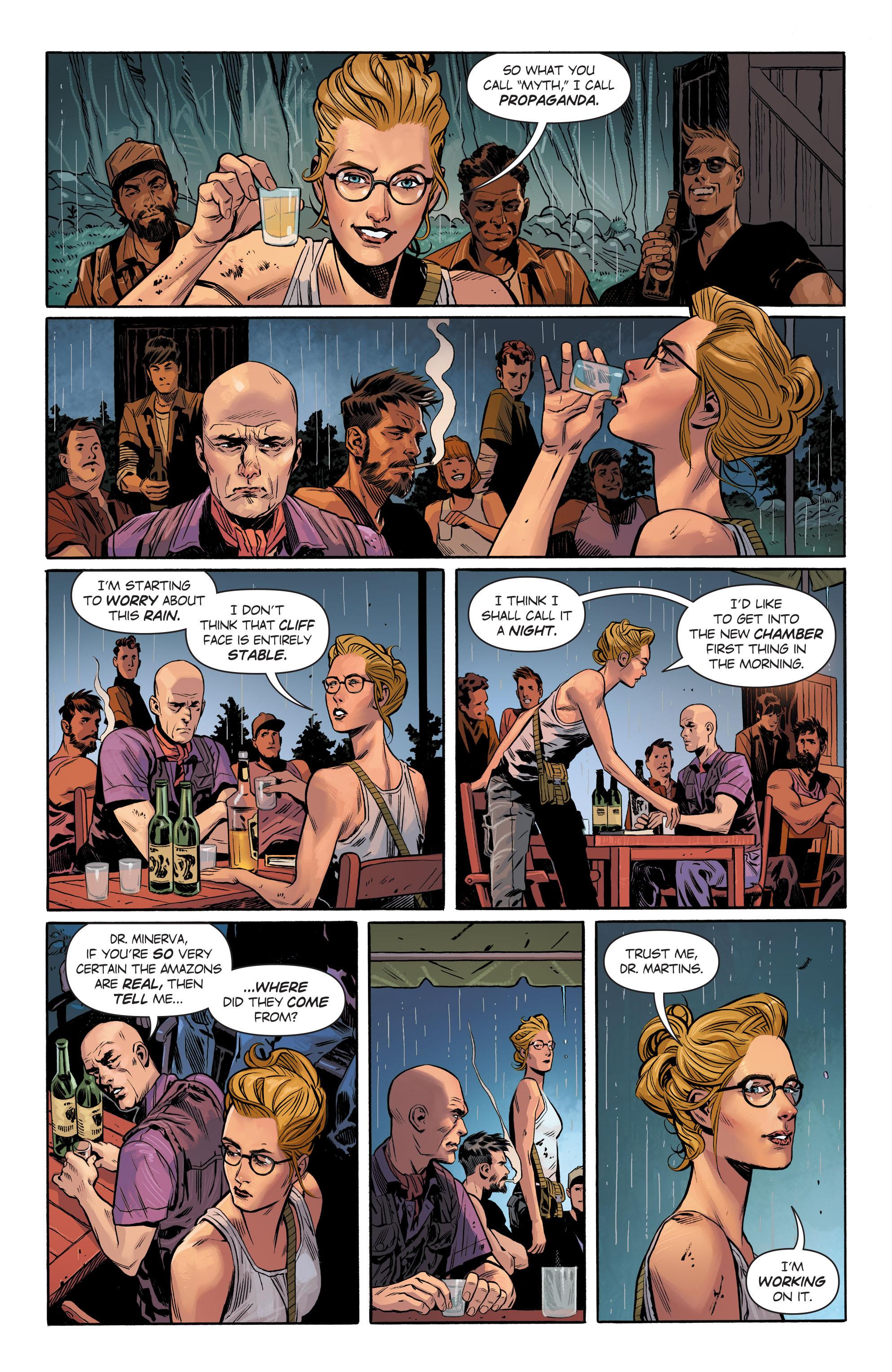 Read online Wonder Woman (2016) comic -  Issue #8 - 8