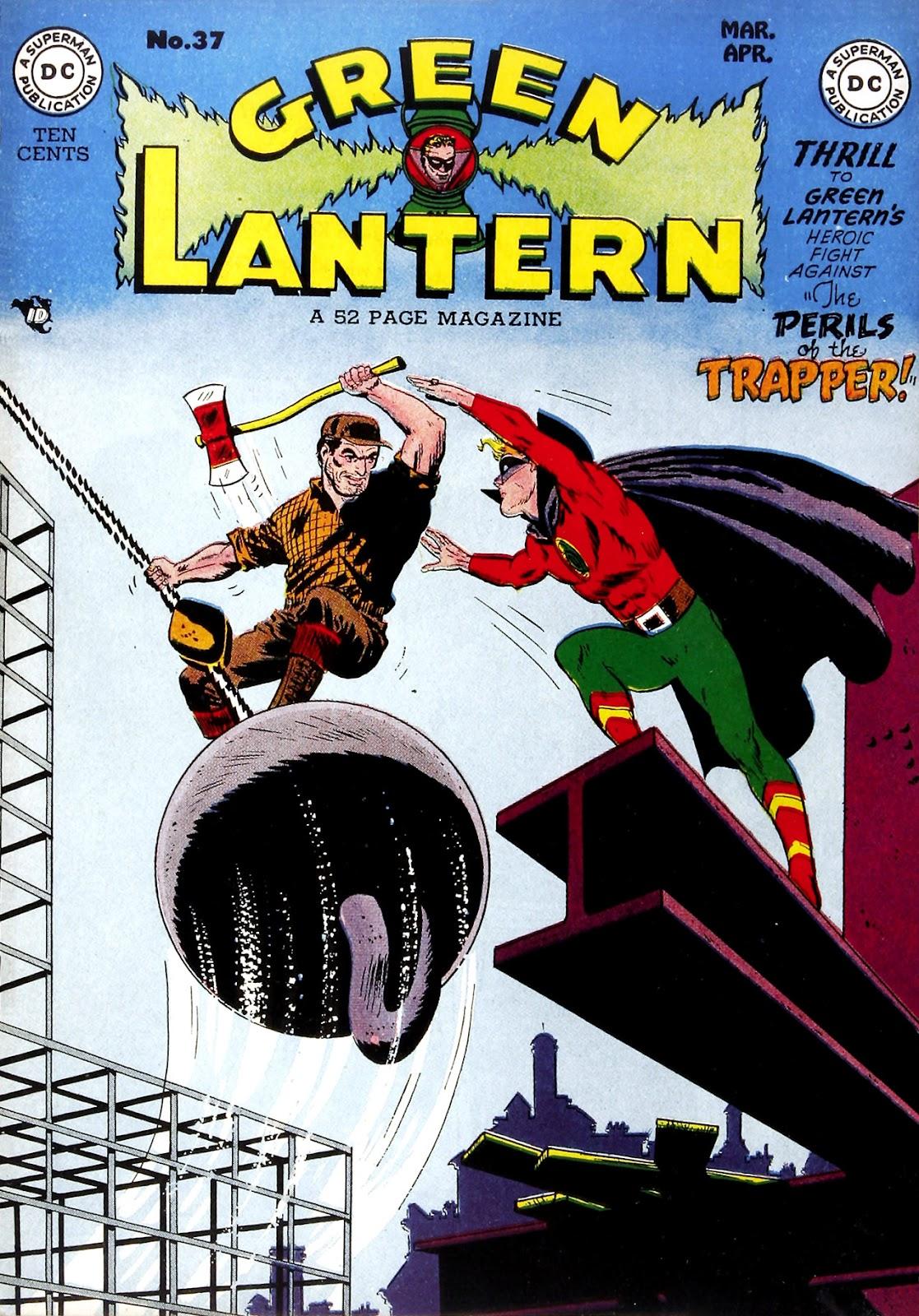 Green Lantern (1941) 37 Page 1