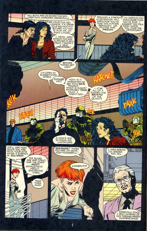 Read online Aliens/Predator: The Deadliest of the Species comic -  Issue #2 - 9