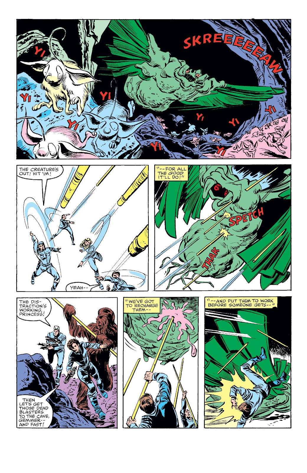 Read online Star Wars Legends: The Original Marvel Years - Epic Collection comic -  Issue # TPB 3 (Part 4) - 70