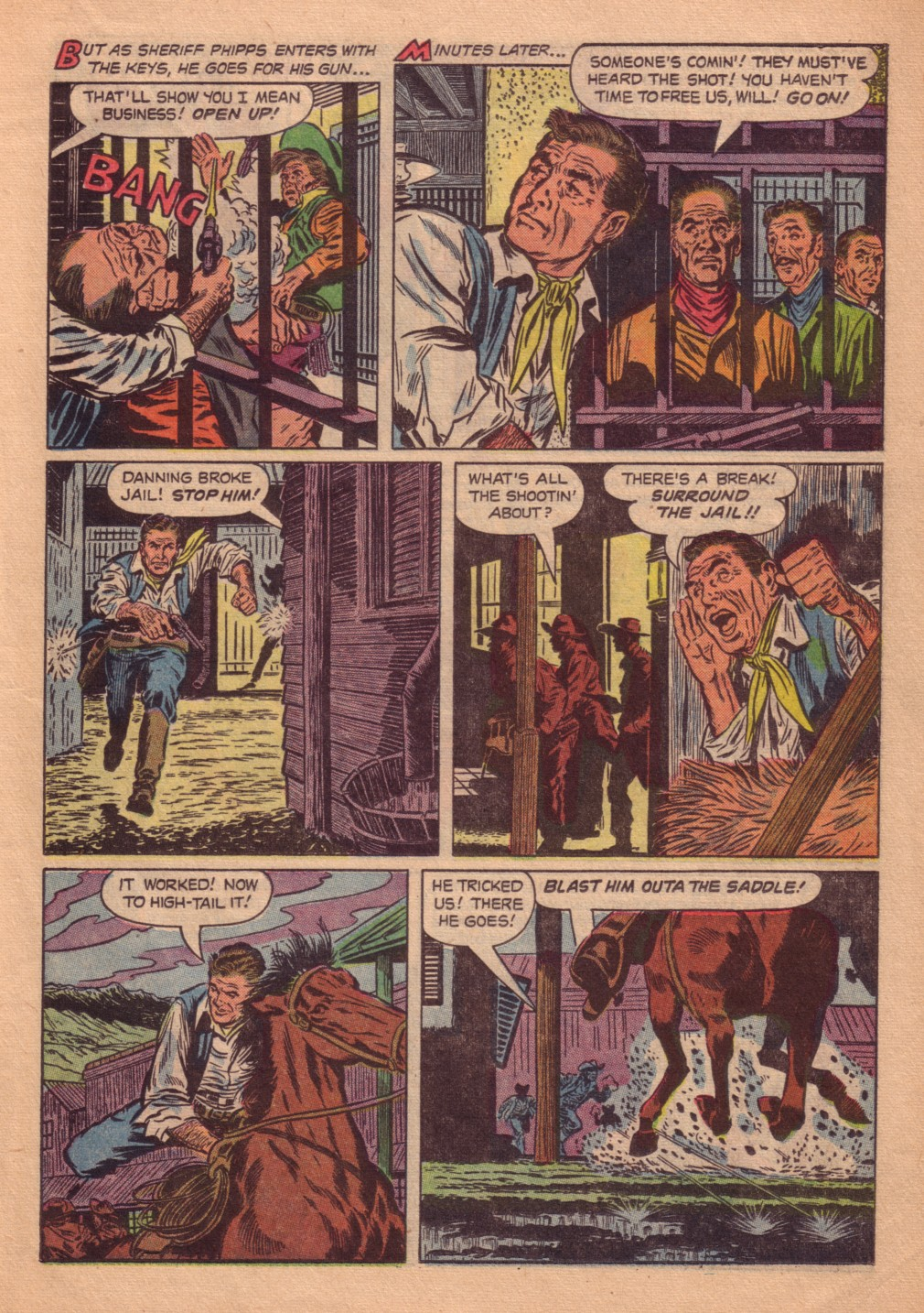 Four Color Comics issue 580 - Page 23
