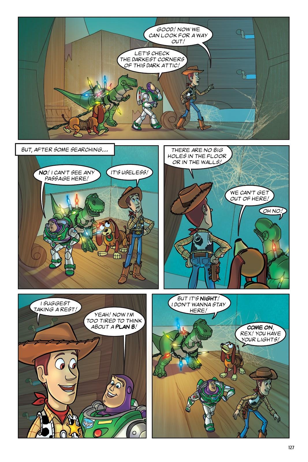 Read online DISNEY·PIXAR Toy Story Adventures comic -  Issue # TPB 1 (Part 2) - 27