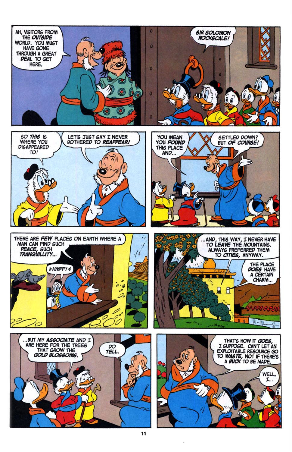 Read online Uncle Scrooge (1953) comic -  Issue #246 - 13