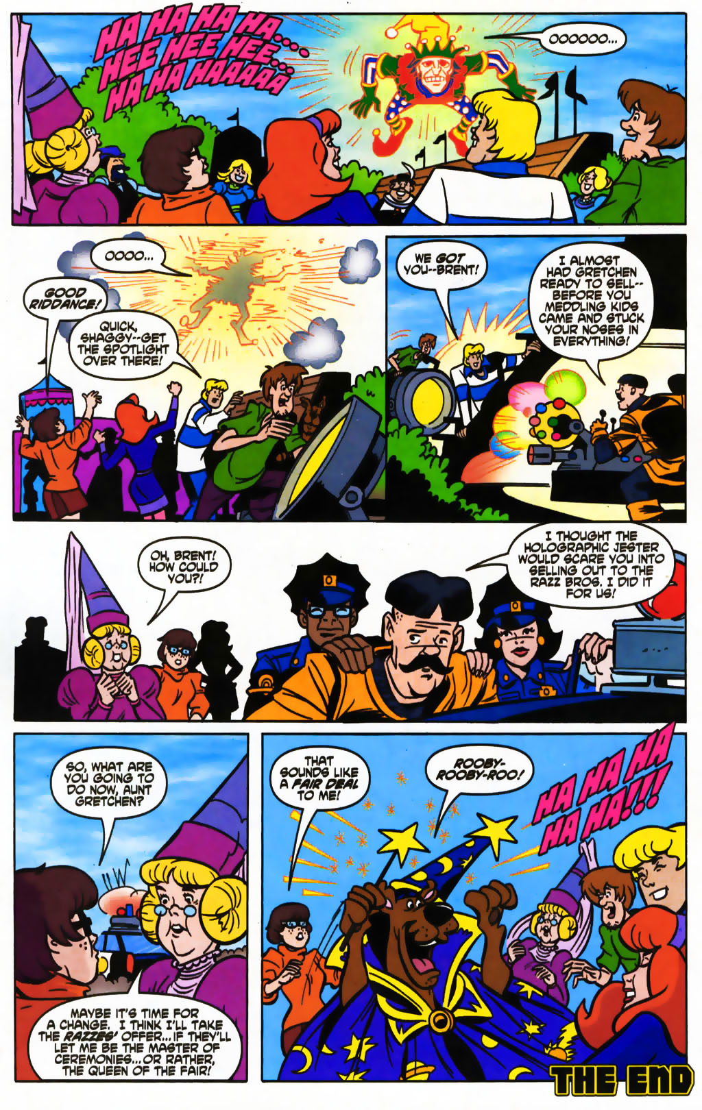 Read online Scooby-Doo (1997) comic -  Issue #87 - 23