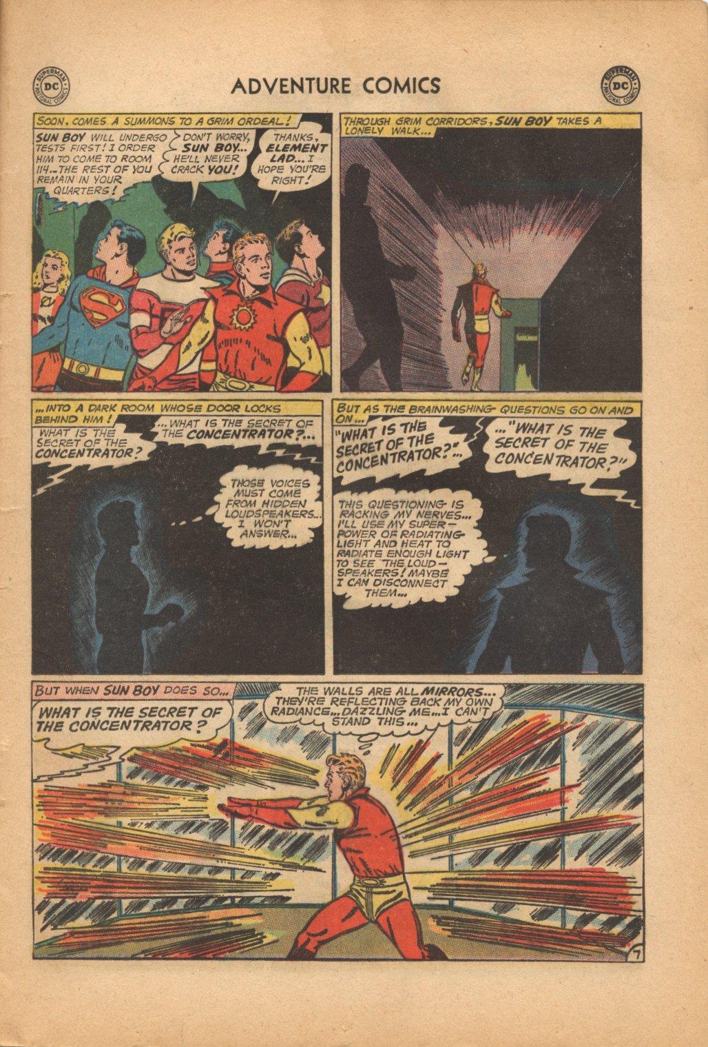 Read online Adventure Comics (1938) comic -  Issue #321 - 9