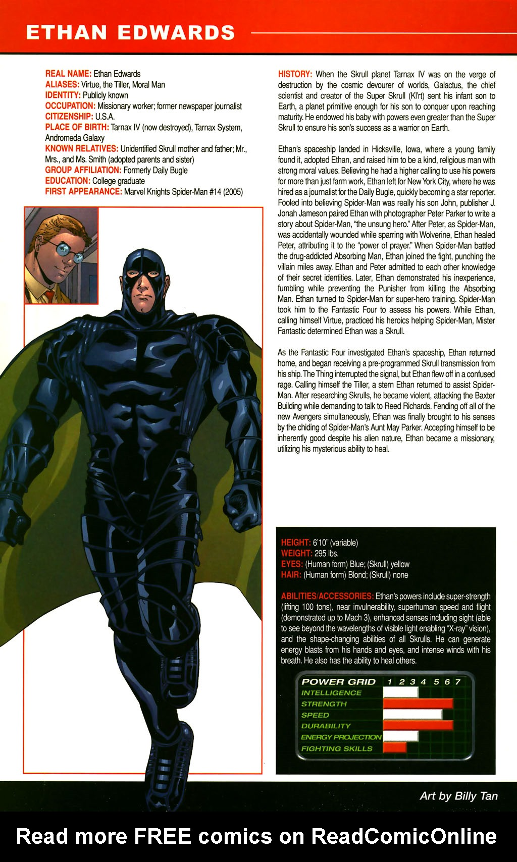 Read online All-New Official Handbook of the Marvel Universe A to Z comic -  Issue #3 - 66