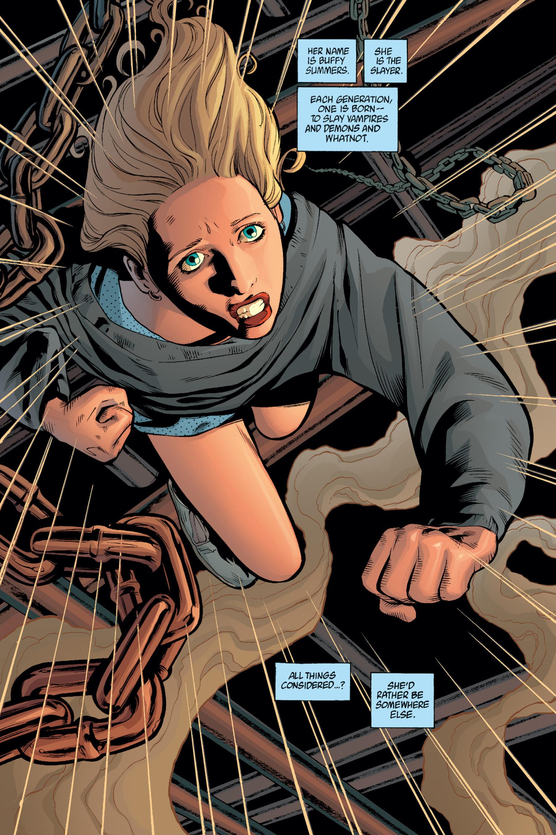Read online Buffy the Vampire Slayer: Omnibus comic -  Issue # TPB 1 - 280