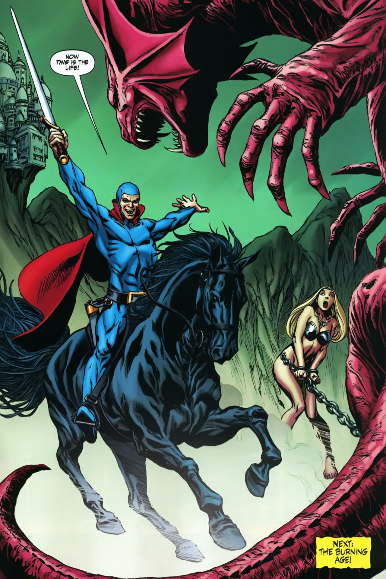 Read online Shadowpact comic -  Issue #22 - 22