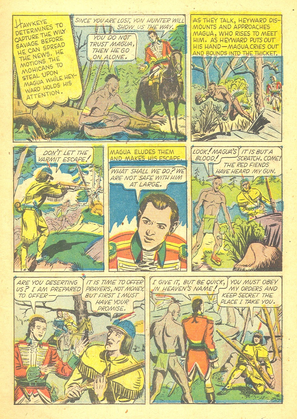 Classics Illustrated issue 4 - Page 7