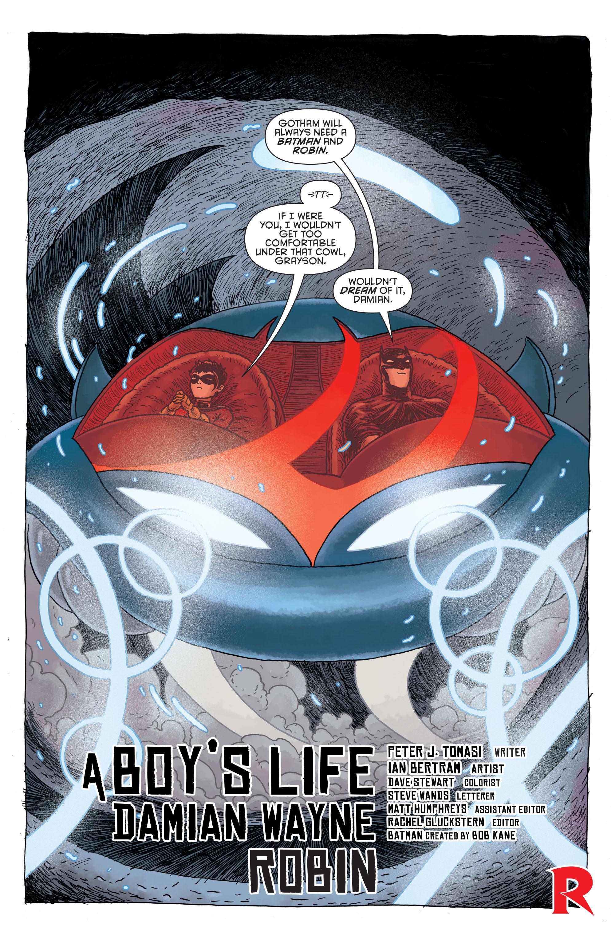 Read online Secret Origins (2014) comic -  Issue #4 - 37