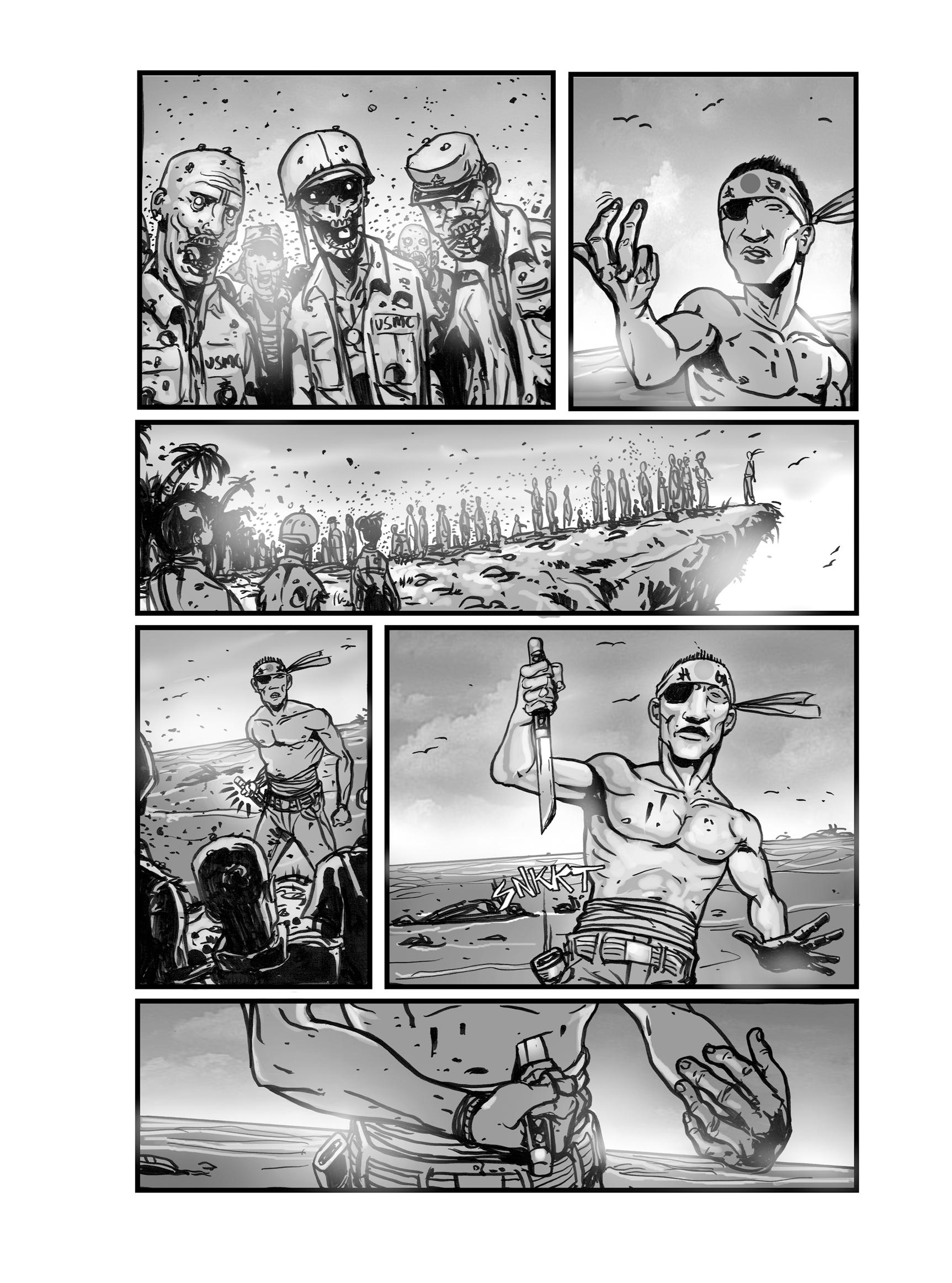 Read online FUBAR comic -  Issue #2 - 64