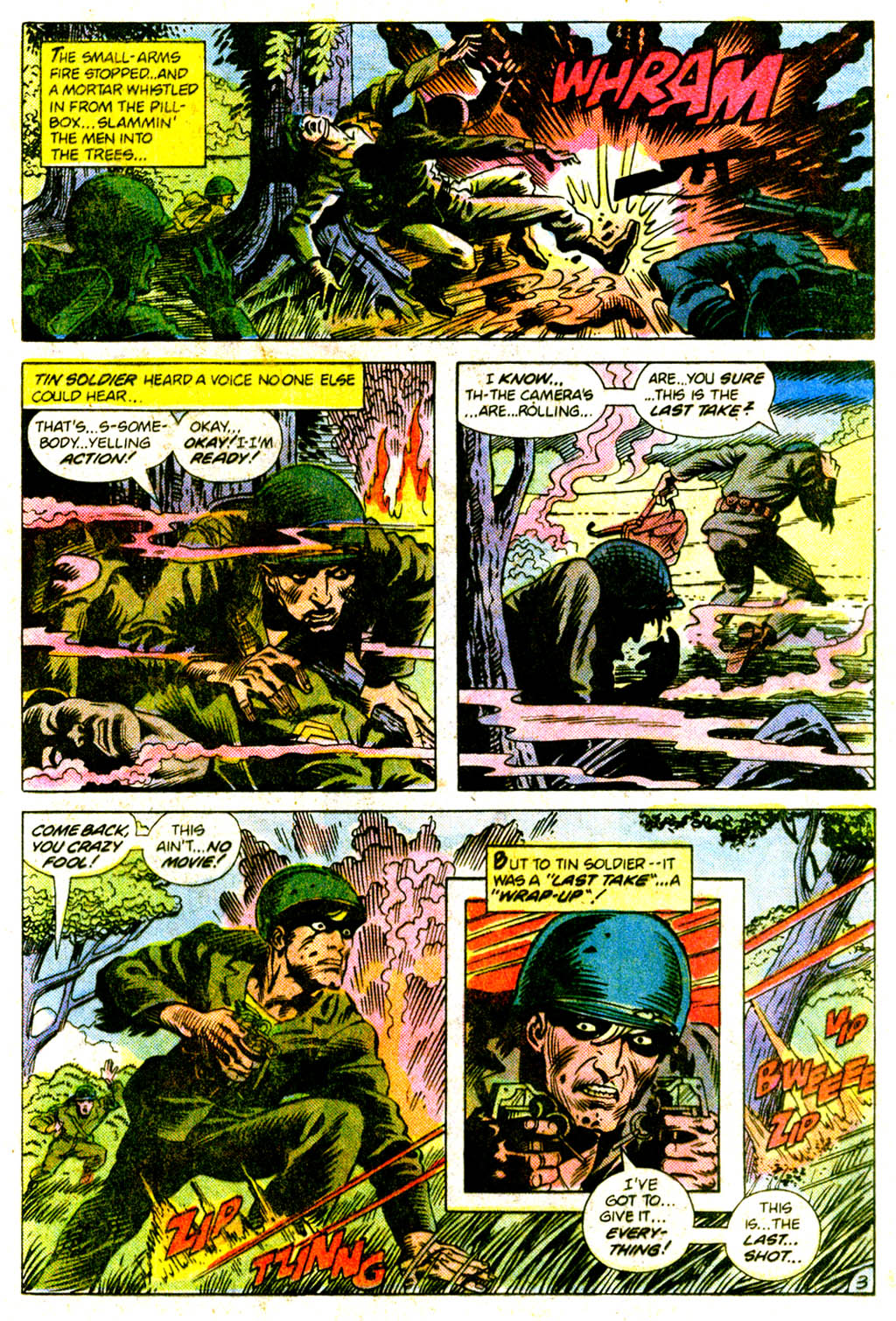 Read online Sgt. Rock comic -  Issue #375 - 20