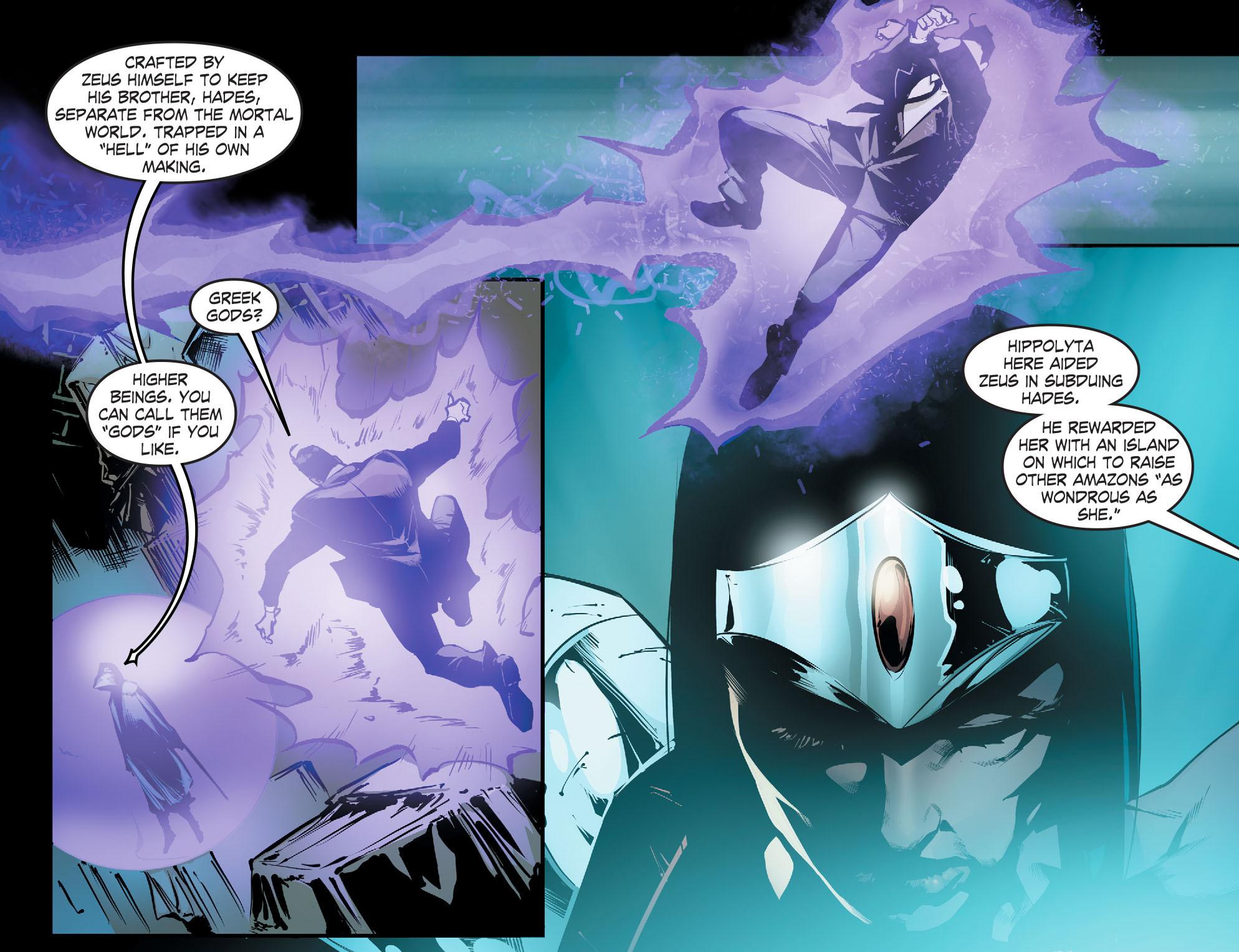 Read online Smallville: Season 11 comic -  Issue #65 - 10