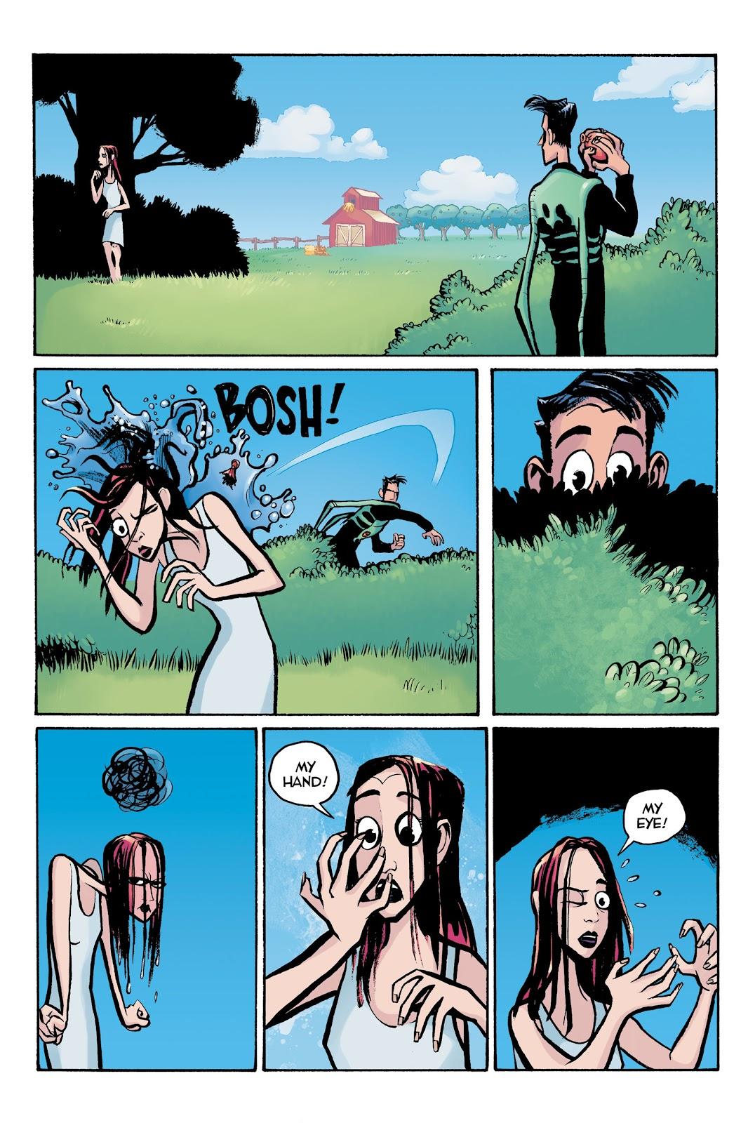 Read online Creature Tech (2019) comic -  Issue # TPB (Part 2) - 108