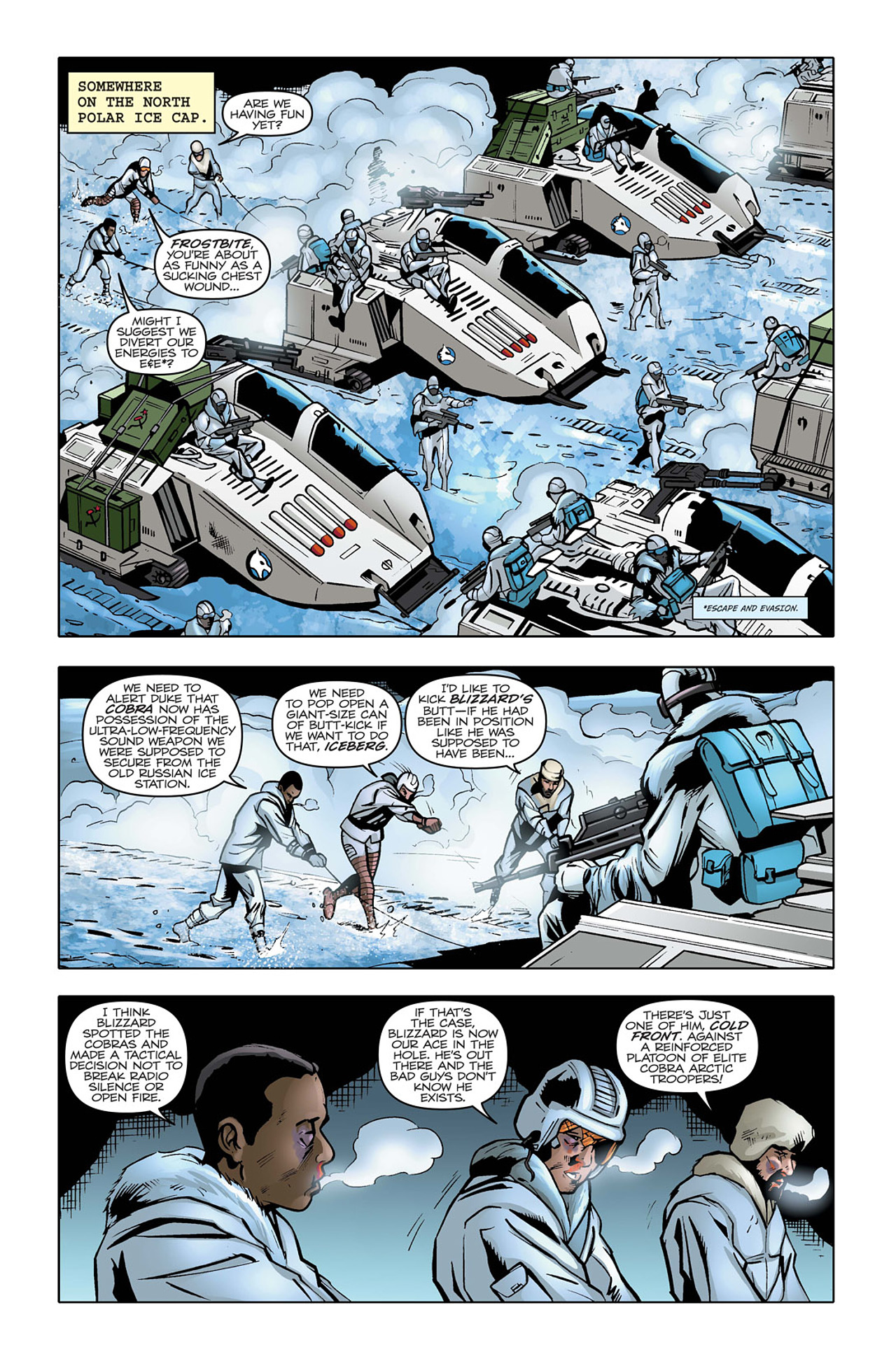G.I. Joe: A Real American Hero 168 Page 4