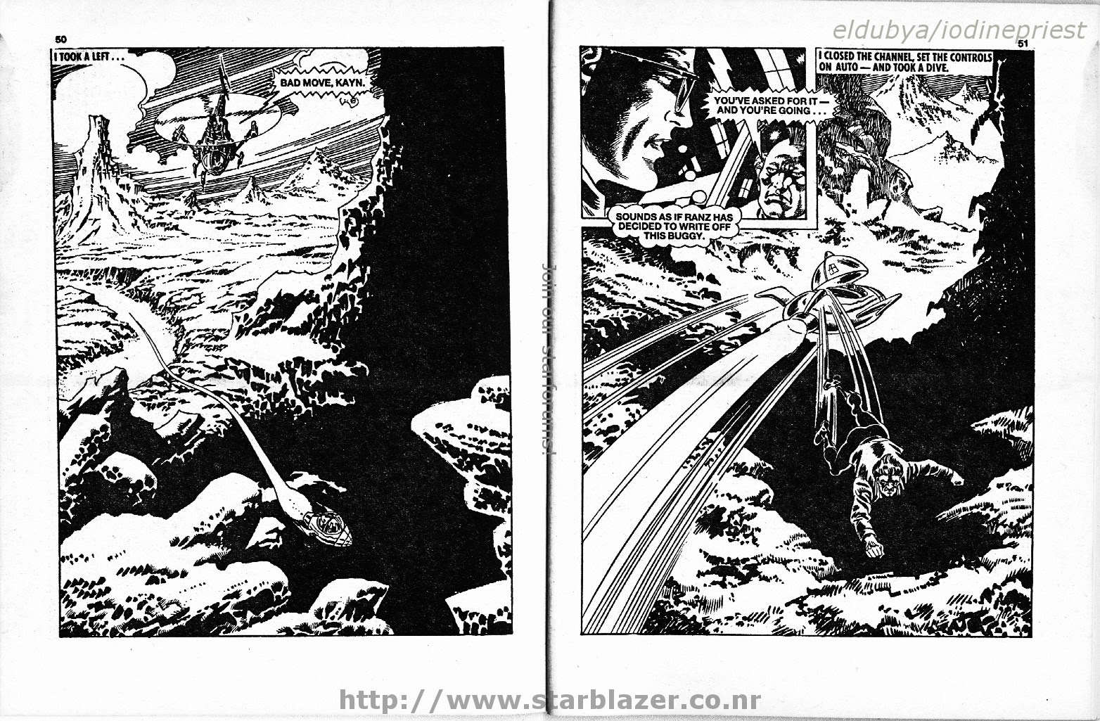 Starblazer issue 252 - Page 27