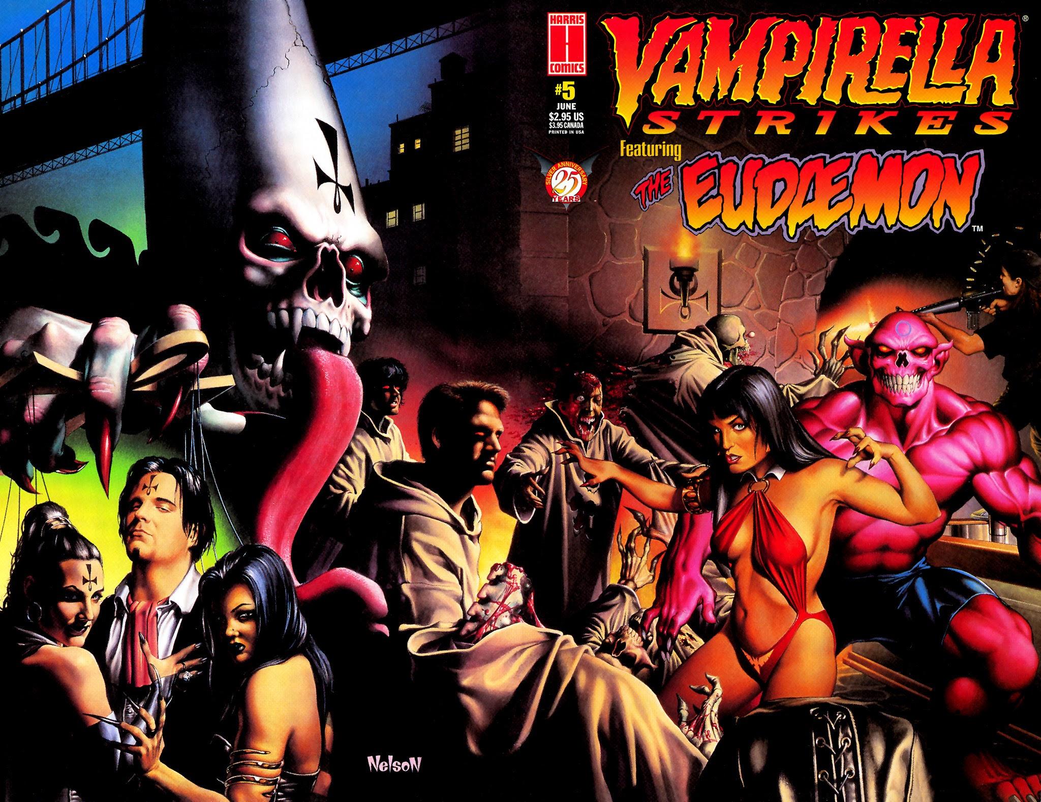 Vampirella Strikes (1995) 5 Page 1