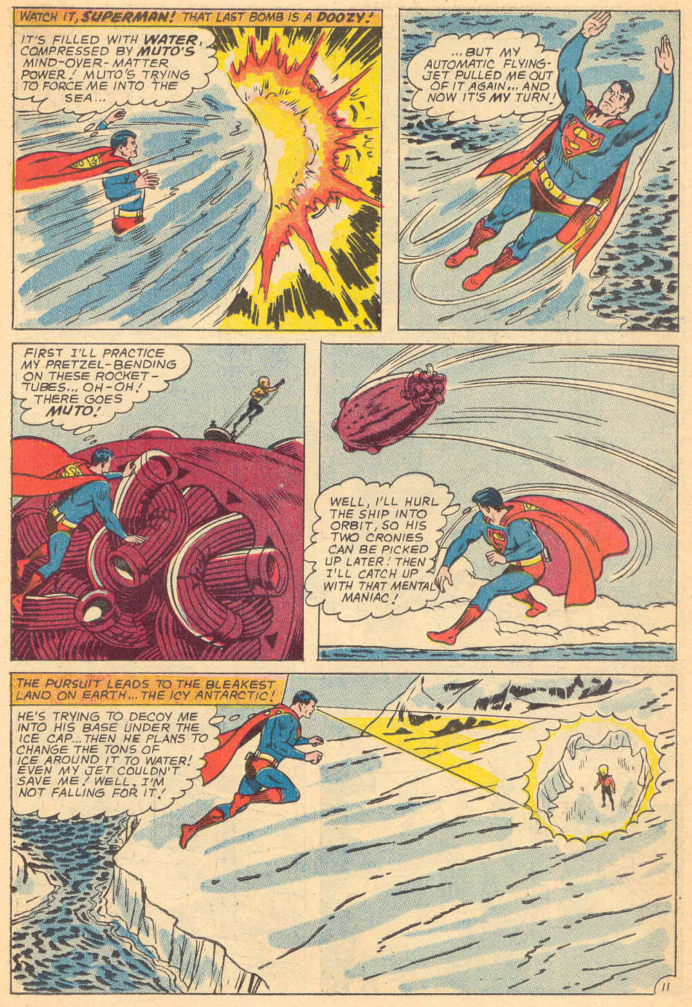 Read online Action Comics (1938) comic -  Issue #339 - 12
