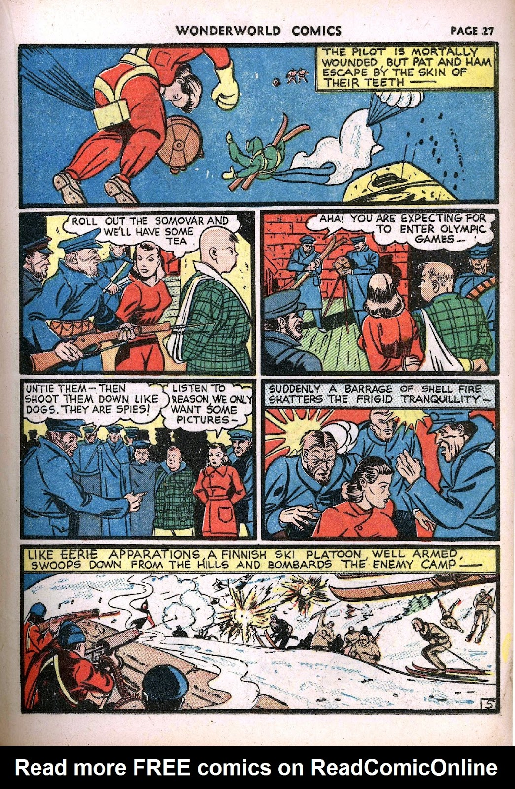 Wonderworld Comics issue 14 - Page 29